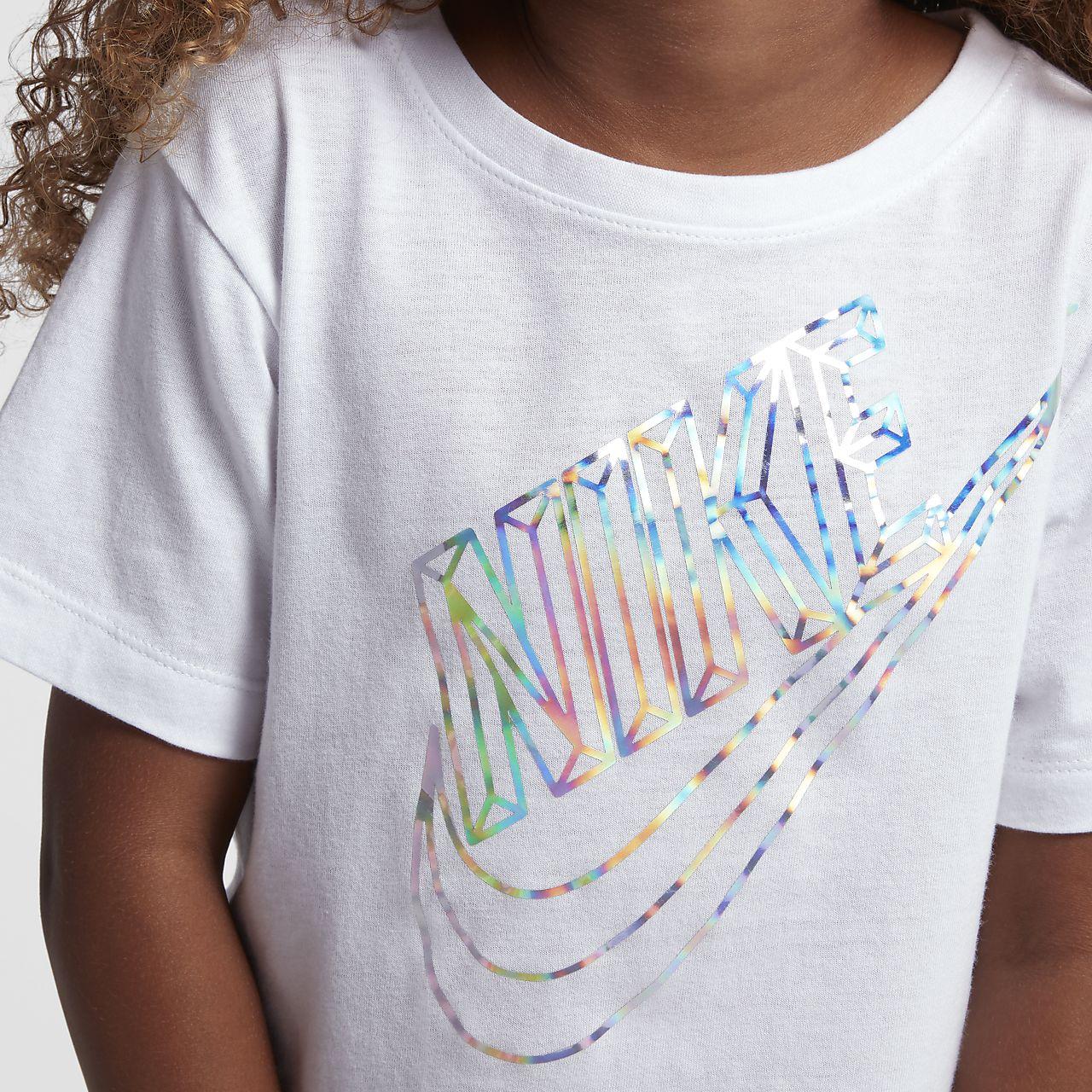 36597be0b3 Low Resolution Nike Sportswear póló kisebb gyerekeknek Nike Sportswear póló  kisebb gyerekeknek