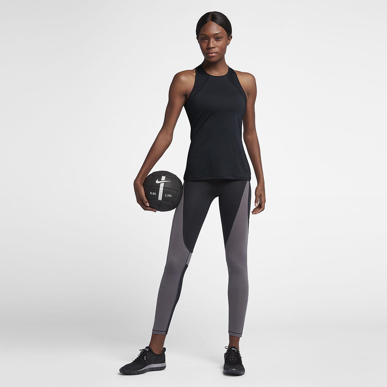 780ea5046c024 Nike Pro HyperCool Women s Training Tank. Nike.com CA