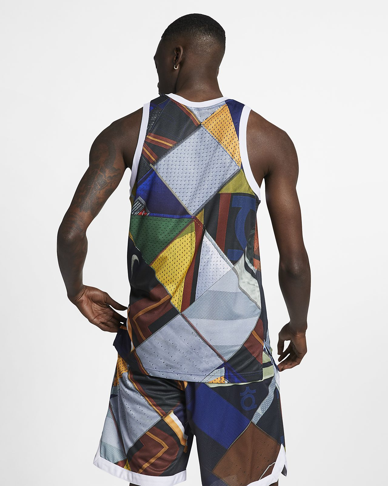 209bfea7a73628 KD Hyper Elite Men s Basketball Tank. Nike.com IN