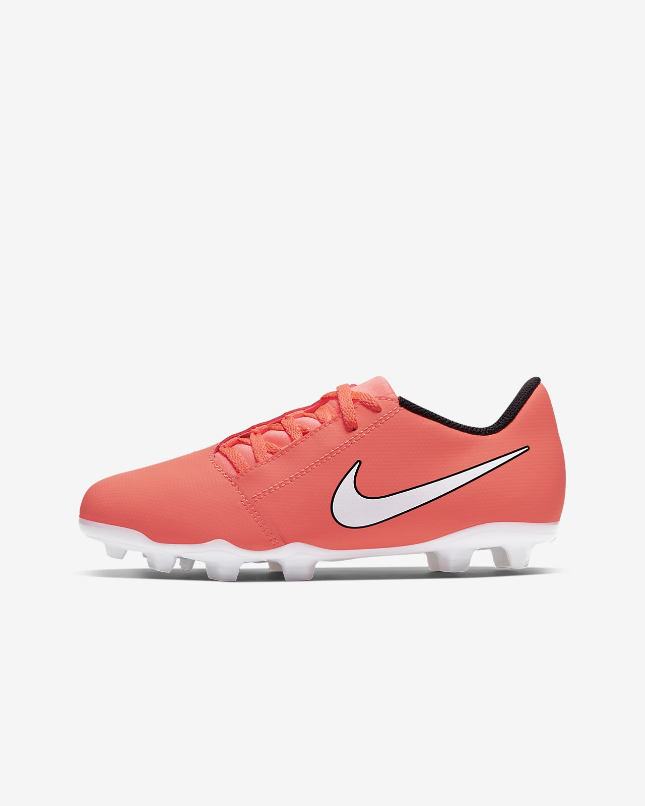 Alegre oler Mujer hermosa  Nike Jr. Phantom Venom Club FG Kids' Firm-Ground Football Boot. Nike CZ