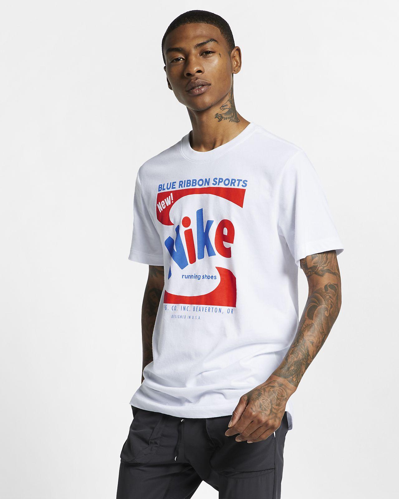 Nike Dri-FIT BRS Lauf-T-Shirt für Herren