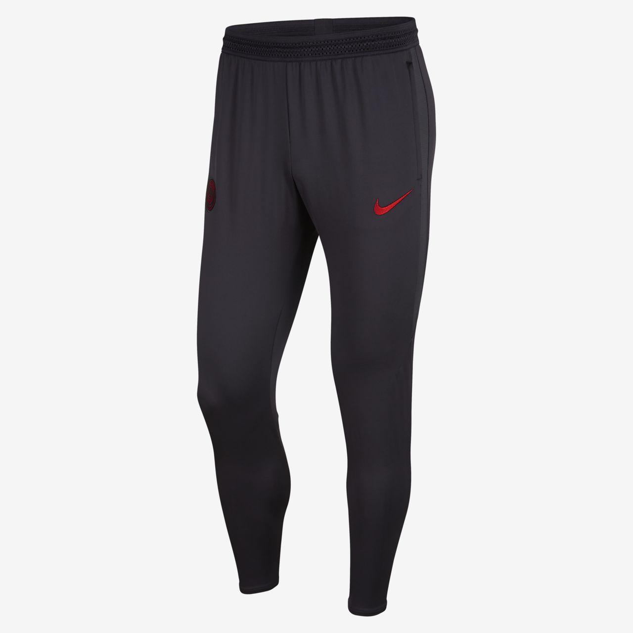 Pantalones de fútbol para hombre Nike Dri-FIT Paris Saint-Germain Strike