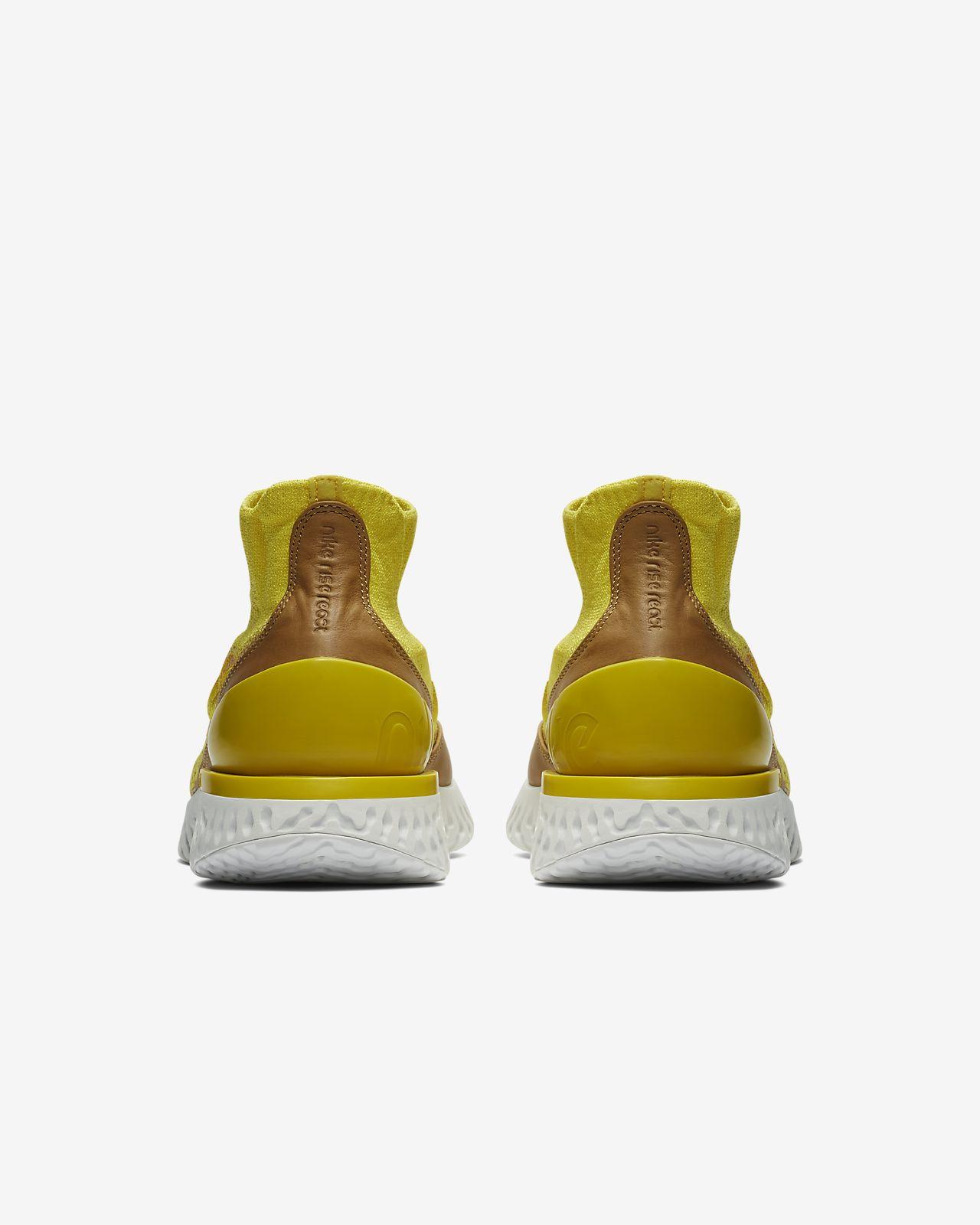 Nike Rise React Flyknit LMTD Shoe. Nike.com SG 46c840e25