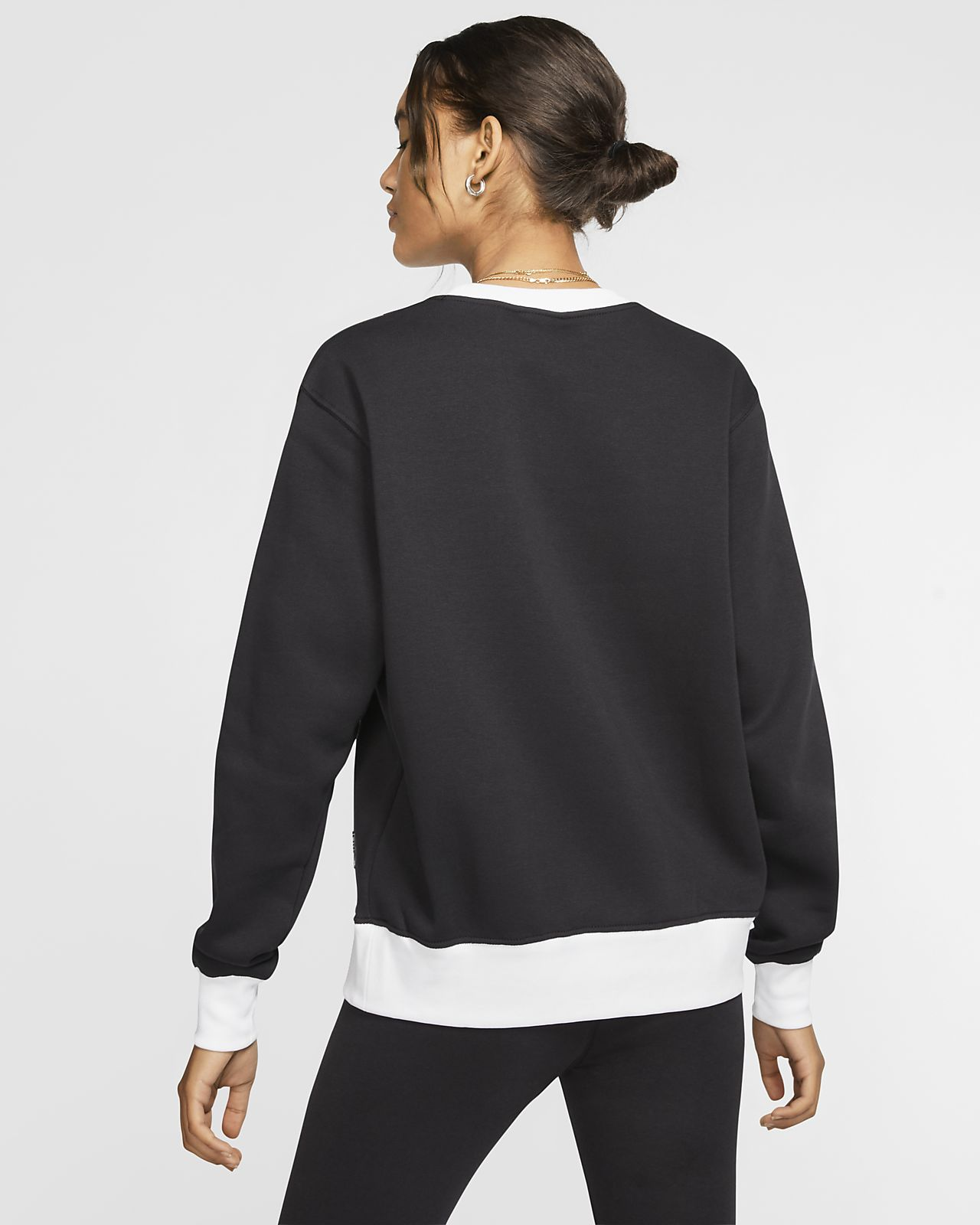 Nike Sportswear Icon Clash Women's Fleece Crew