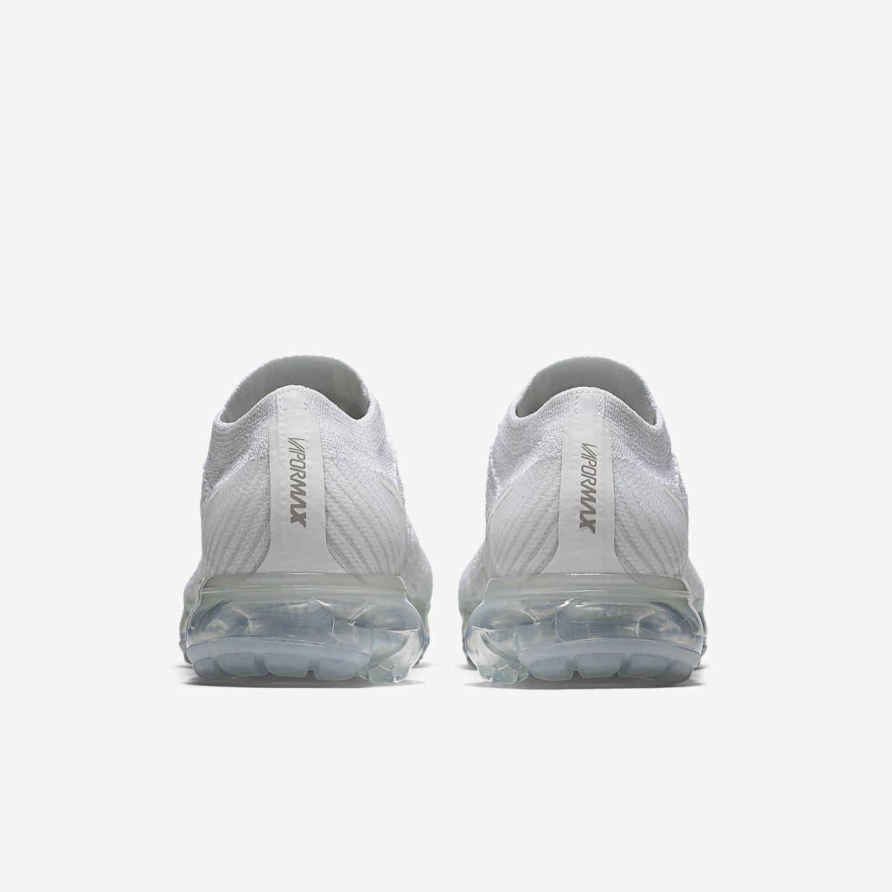... nike air vapormax flyknit womens running shoe