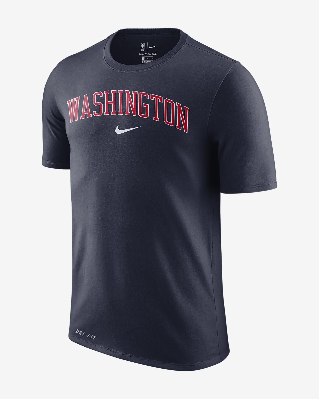 Washington Wizards Nike Dri-FIT Men's NBA T-Shirt