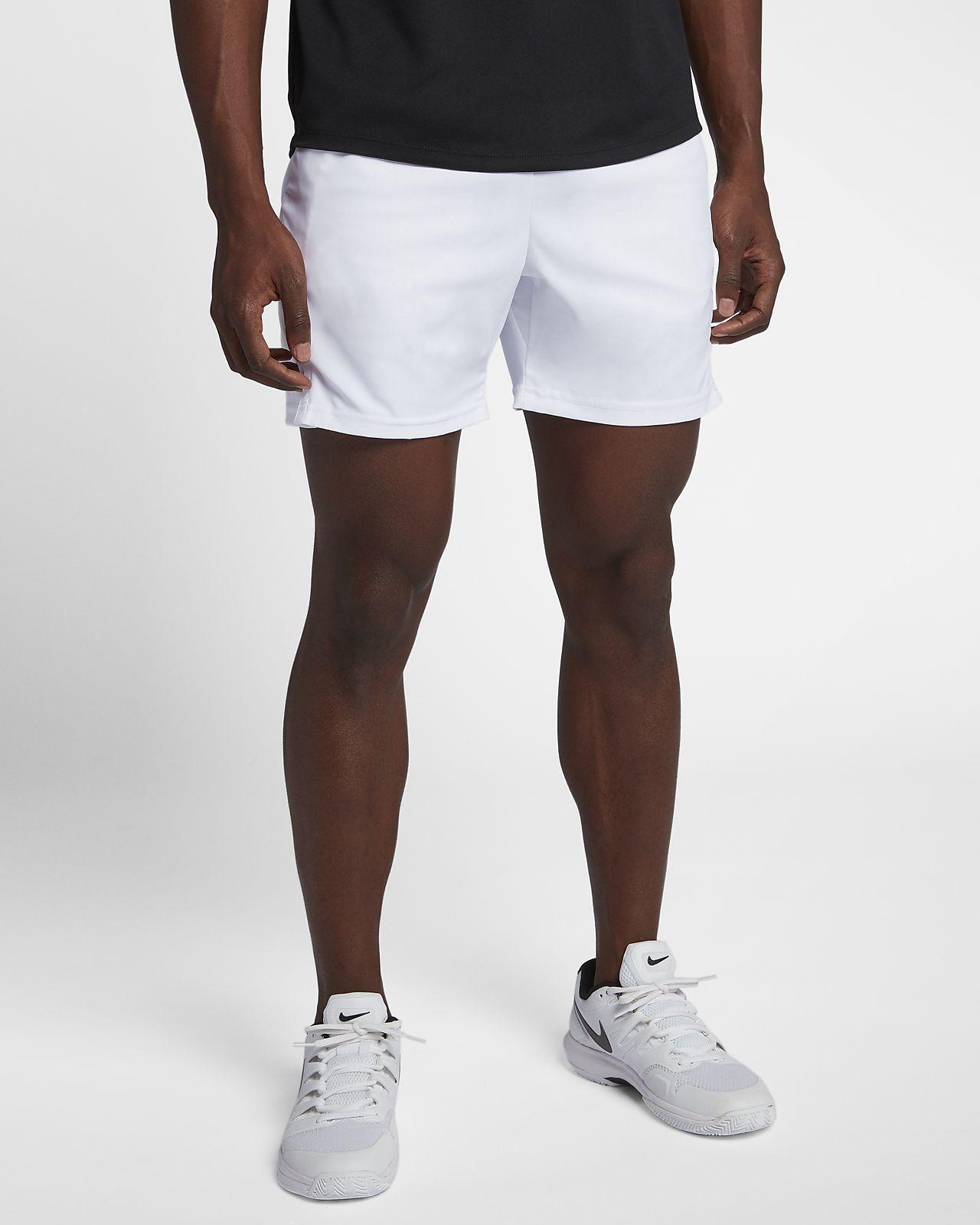 Męskie spodenki tenisowe NikeCourt Dri-FIT