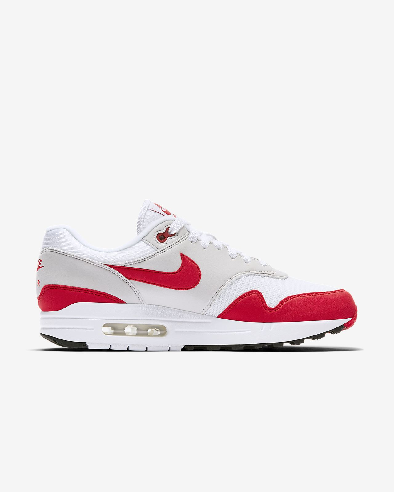 nike air max 1 red and white nz