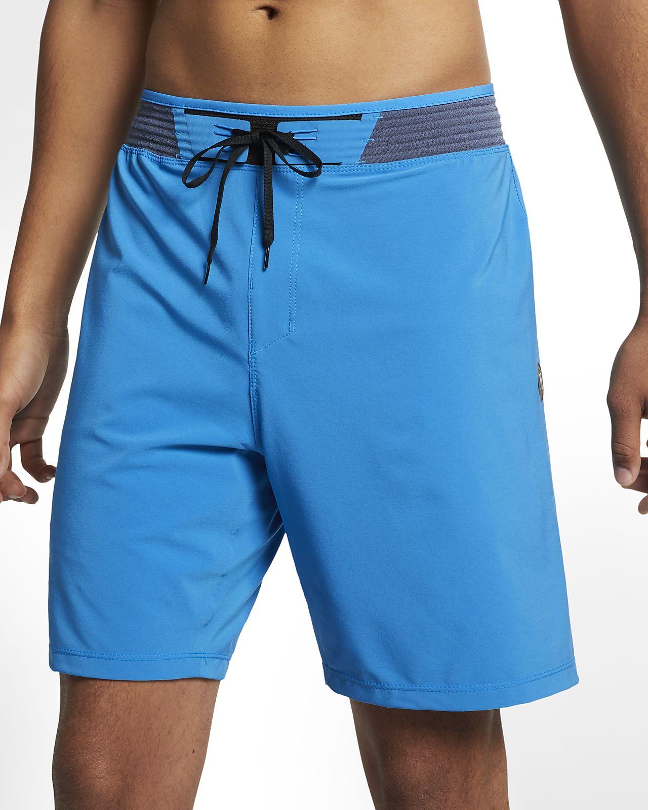 Shorts de playa de 45,5 cm para hombre Hurley Phantom Hyperweave