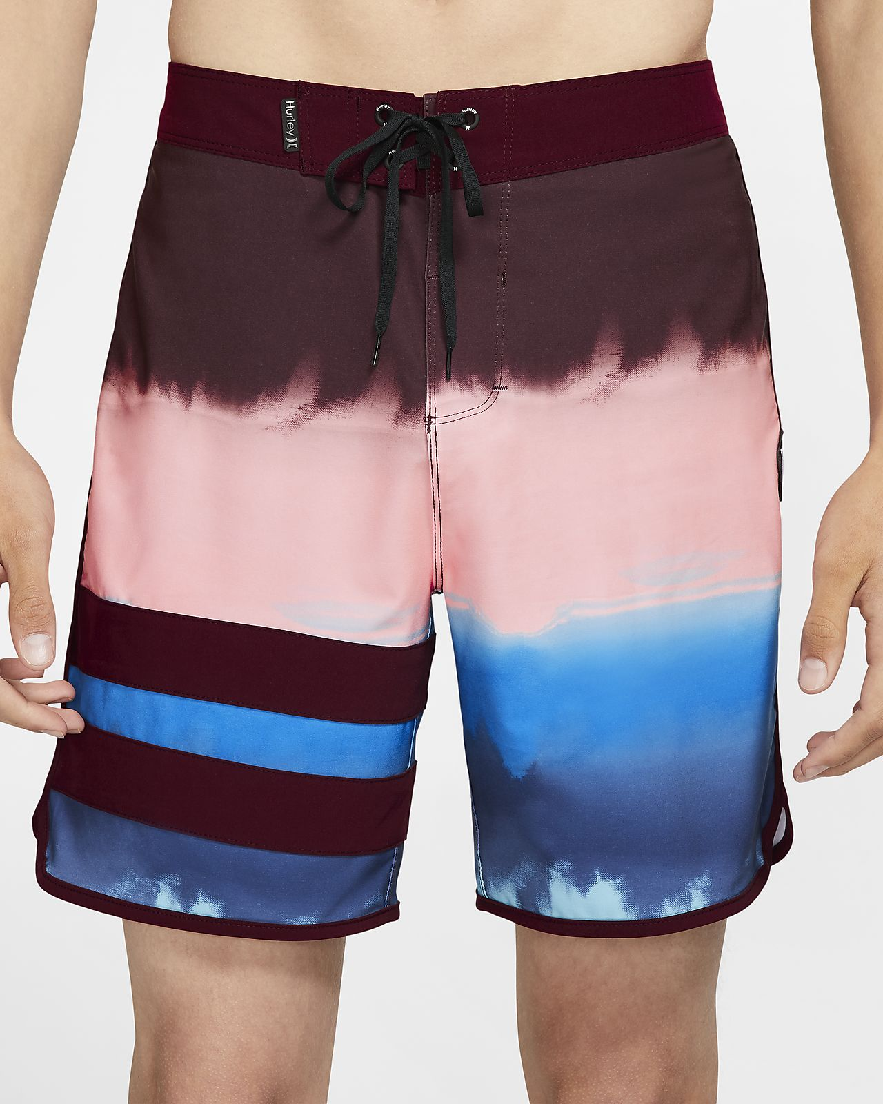Hurley Phantom Block Party Fever Boardshorts voor heren (46 cm)