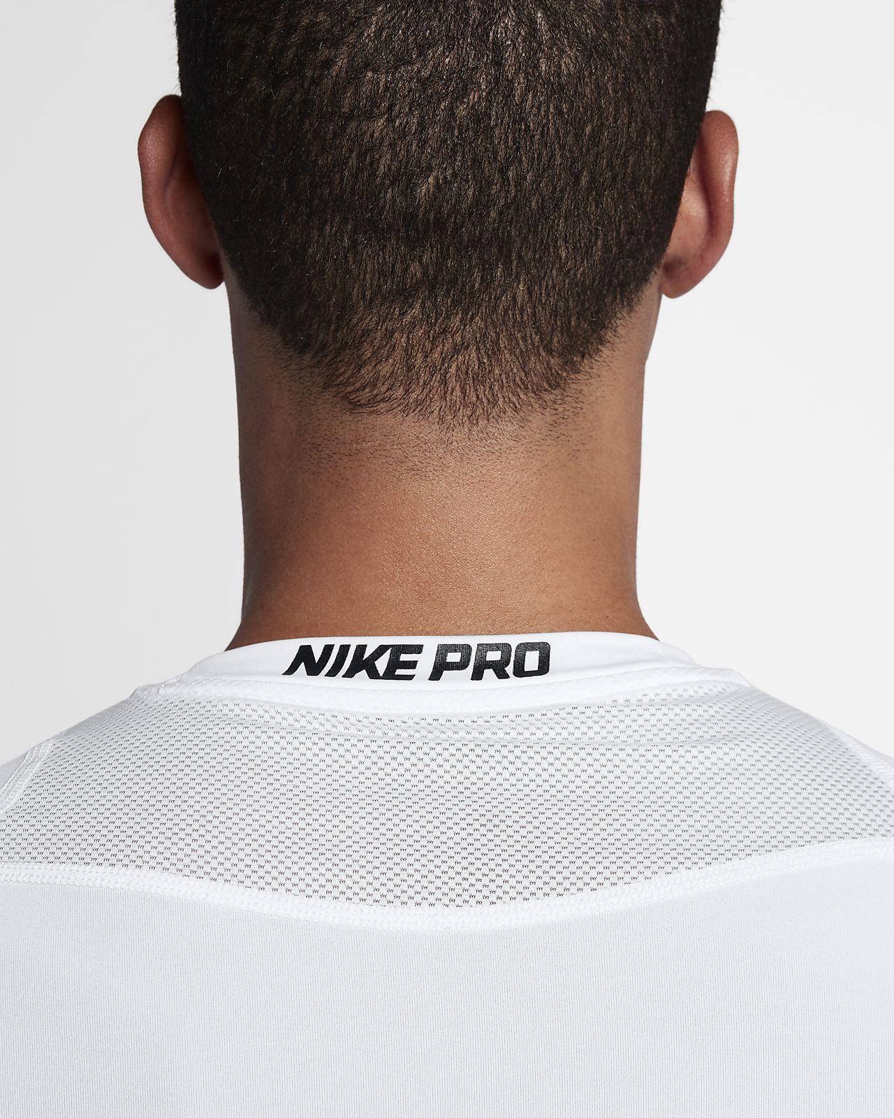 5b97b038dfce6 NIKE公式】ナイキ プロ メンズ ショートスリーブ トレーニングトップ ...
