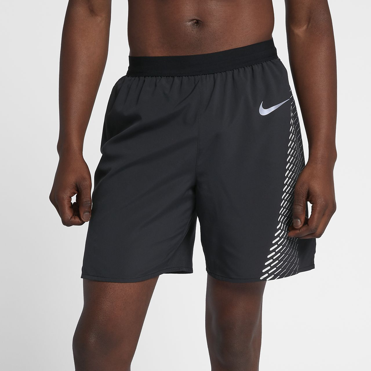 buy online 64288 713a5 Lined Running Shorts Nike Distance Men s 7
