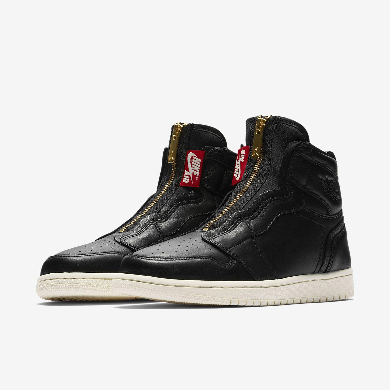 innovative design b406d 5c1e2 ... Air Jordan 1 High Zip Women s Shoe