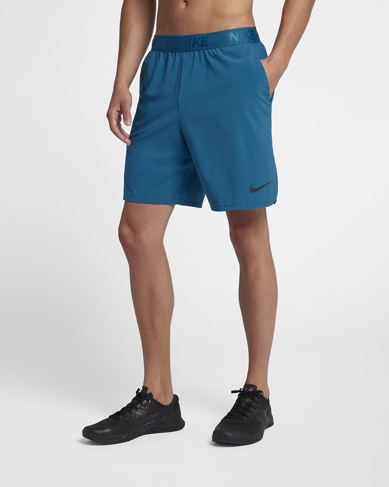f41f1aabf23f Nike Flex Men s 21cm Training Shorts. Nike.com NL