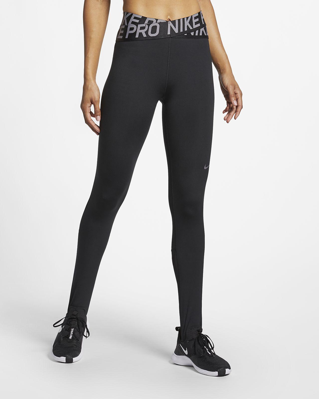 Nike Pro Intertwist testhezálló női nadrág