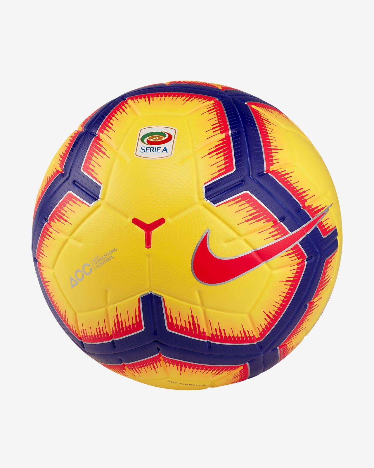 Pallone da calcio Serie A Merlin