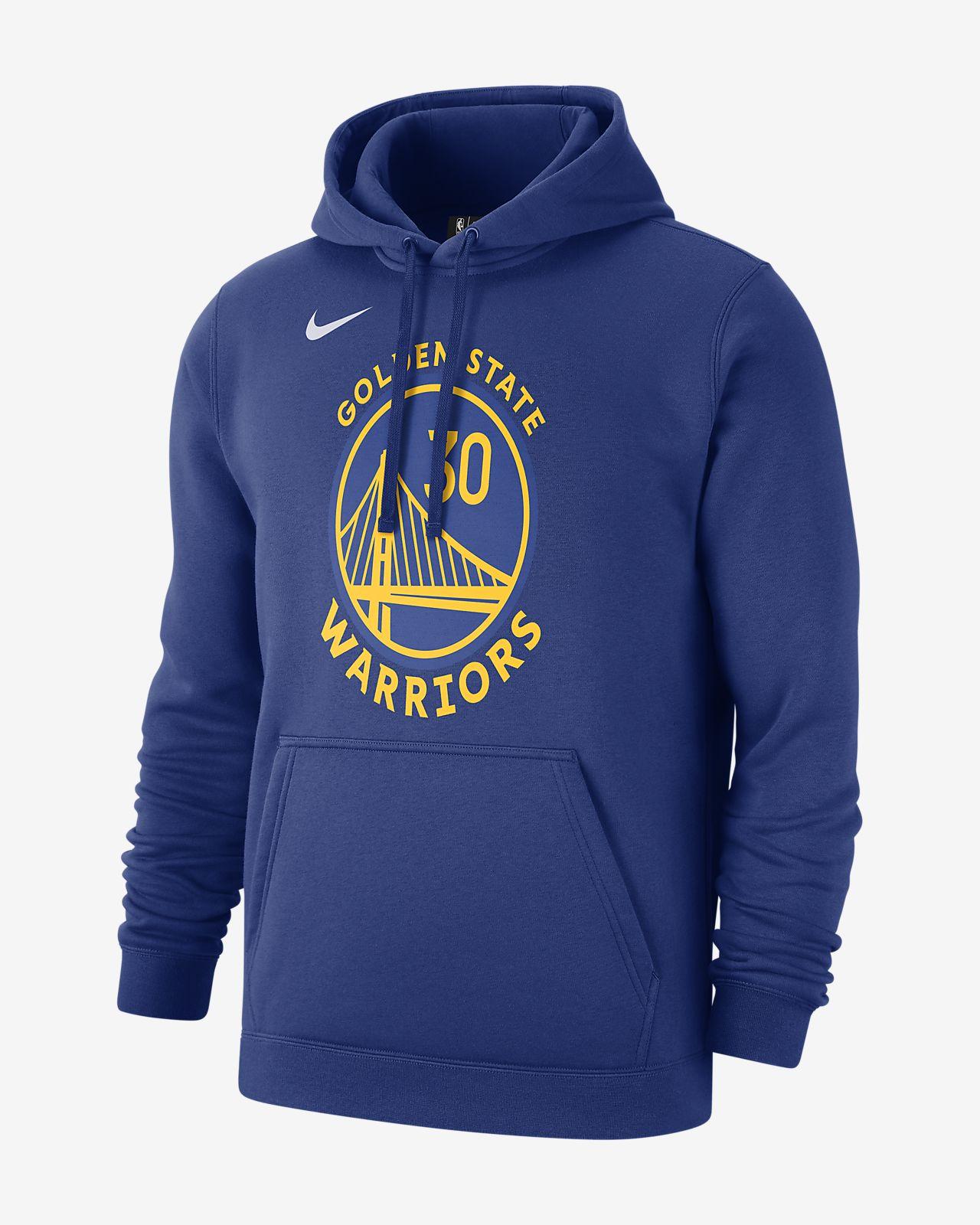 Stephen Curry Golden State Warriors Nike 男款 NBA 連帽上衣