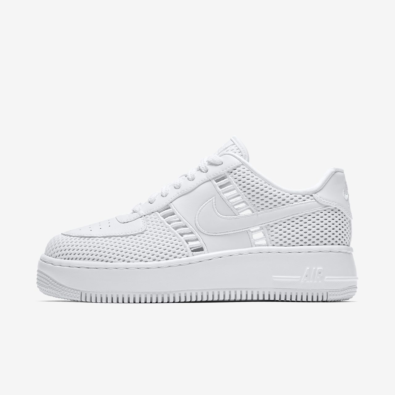 Air Force 1 Basse Marronnike Air Force 1 Upstepair Force
