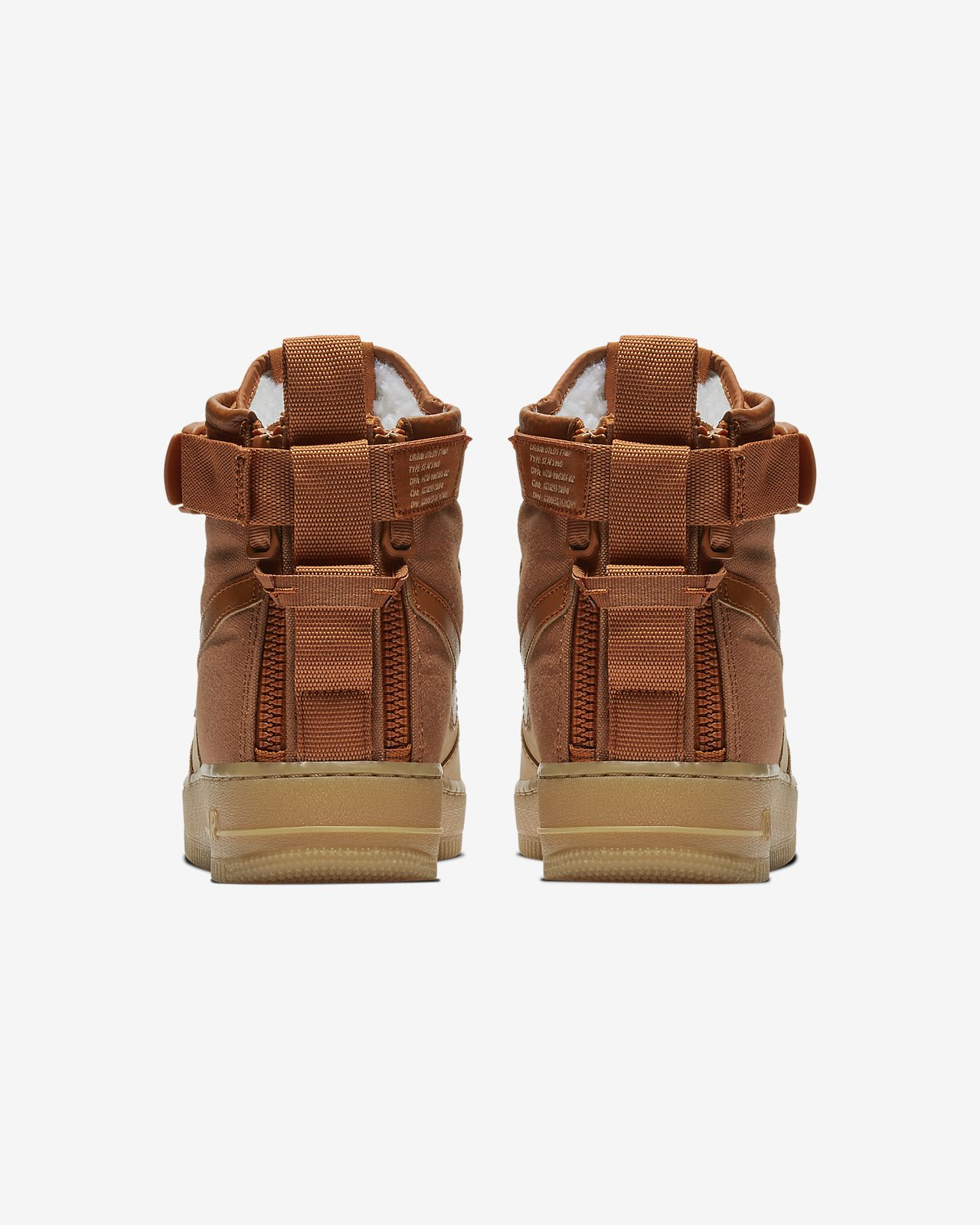 Nike SF Air Force 1 Mid Premium Zapatillas Hombre