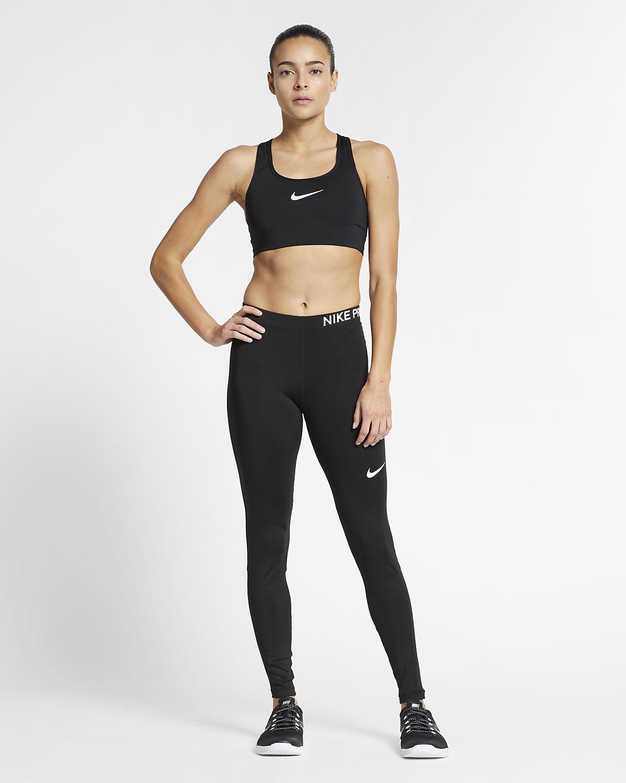 une grande variété de modèles check-out qualité authentique Nike Swoosh Women's Medium Support Sports Bra