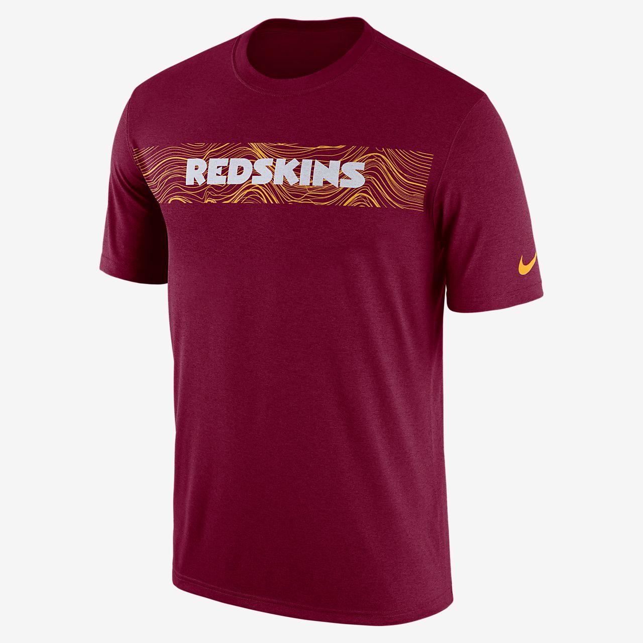 Nike Dri FIT Legend Seismic (NFL Redskins) T shirt til mænd