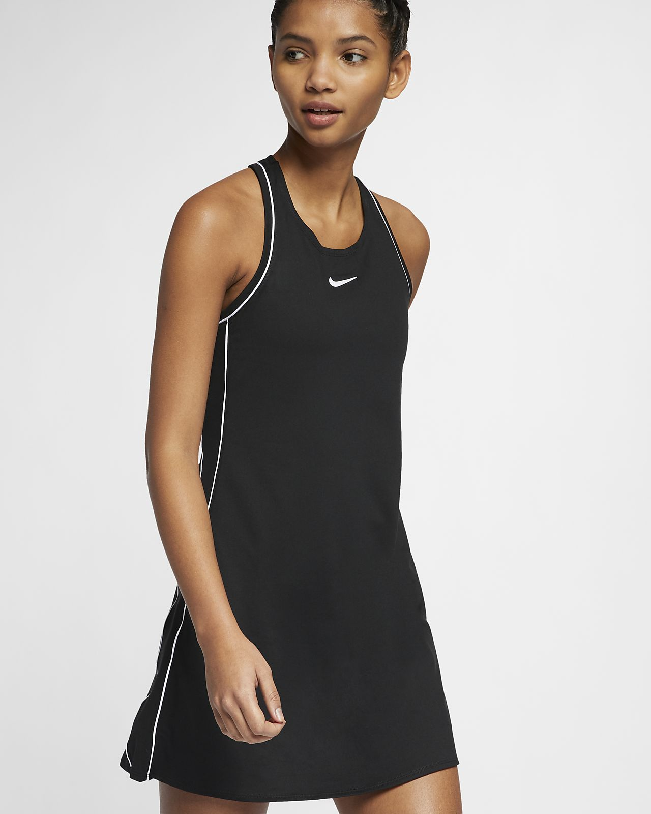 213126632e NikeCourt Dri-FIT Women's Tennis Dress. Nike.com
