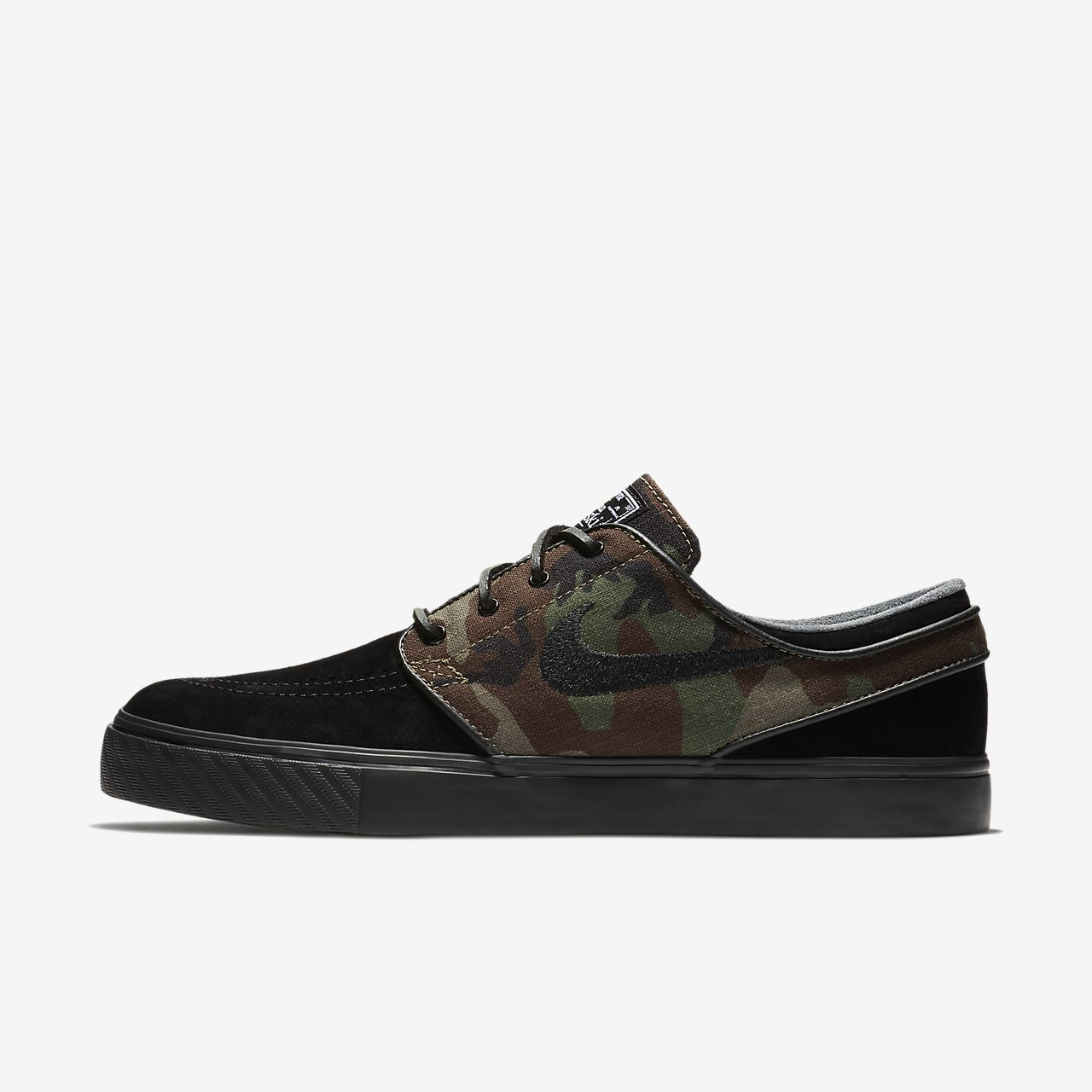 Nike SB Zoom Stefan Janoski Men's Skateboarding Shoes Blue/Brown qF6293V