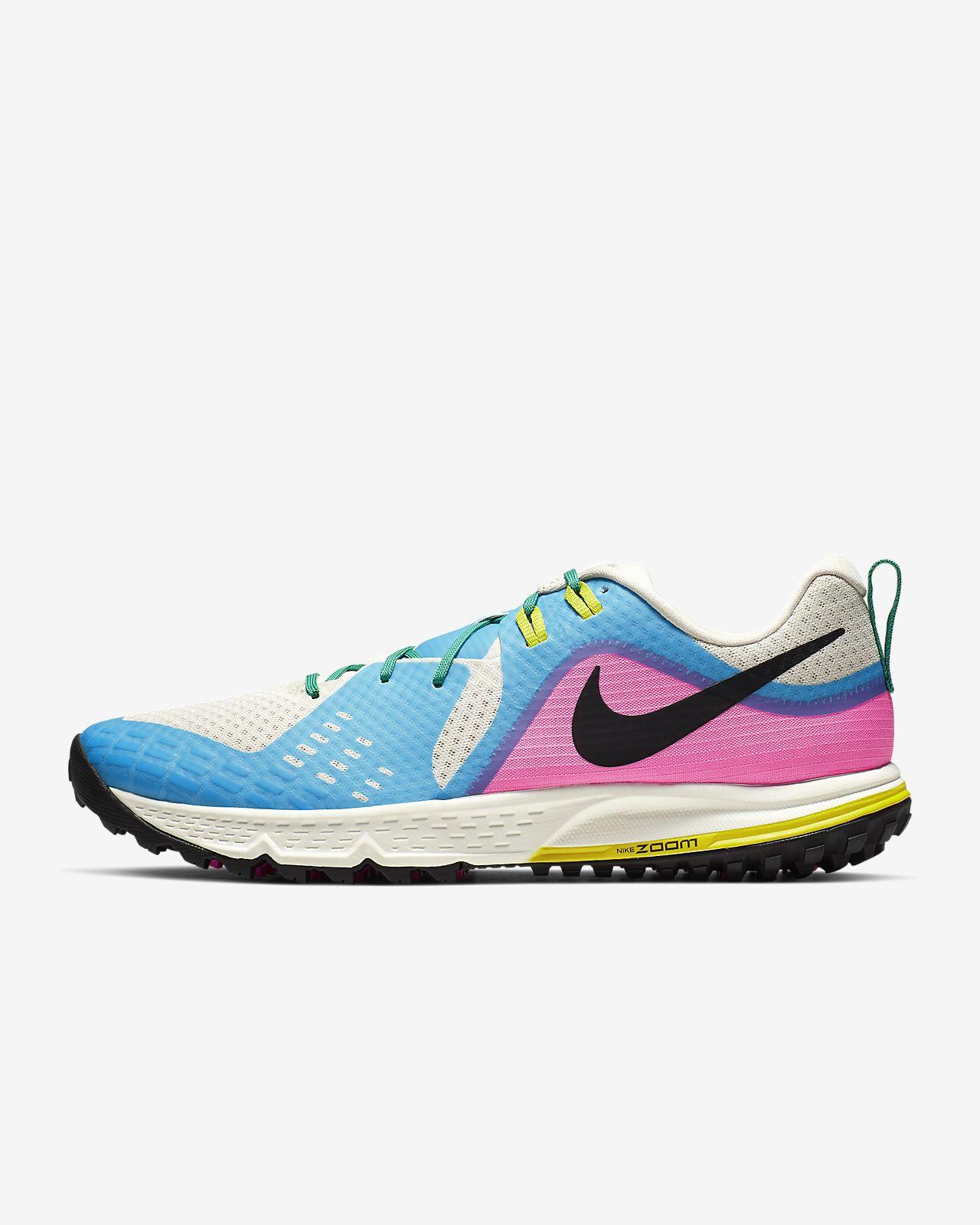 Nike Air Zoom Wildhorse 5 男子跑步鞋