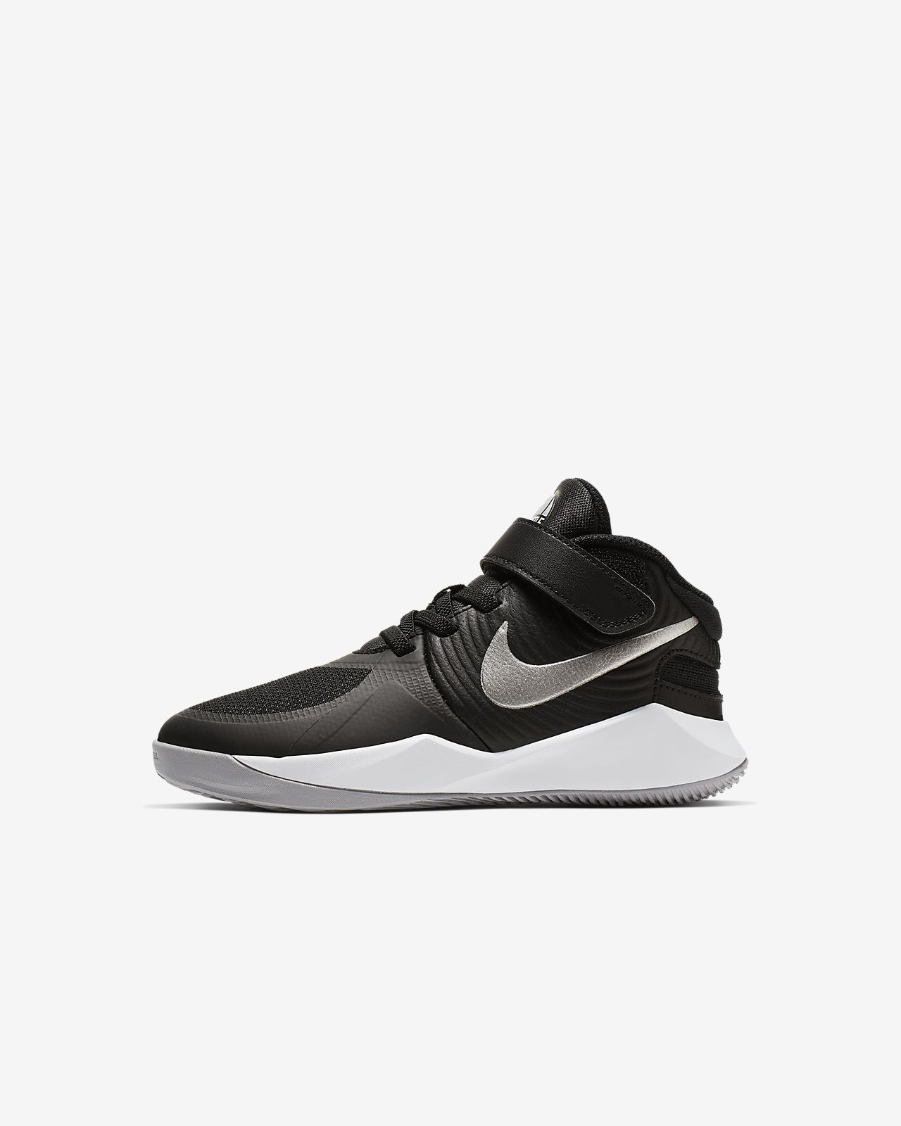 Nike Team Hustle D 9 FlyEase Younger Kids' Shoe