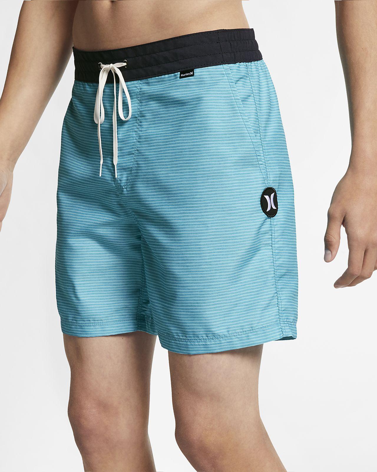 Shorts de playa de 43 cm para hombre Hurley Dazed Volley