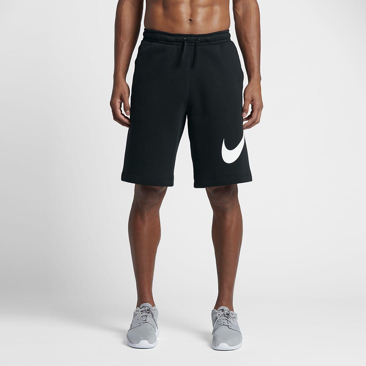 81d46701ff1a7f Nike Sportswear Club Fleece Men s Shorts. Nike.com