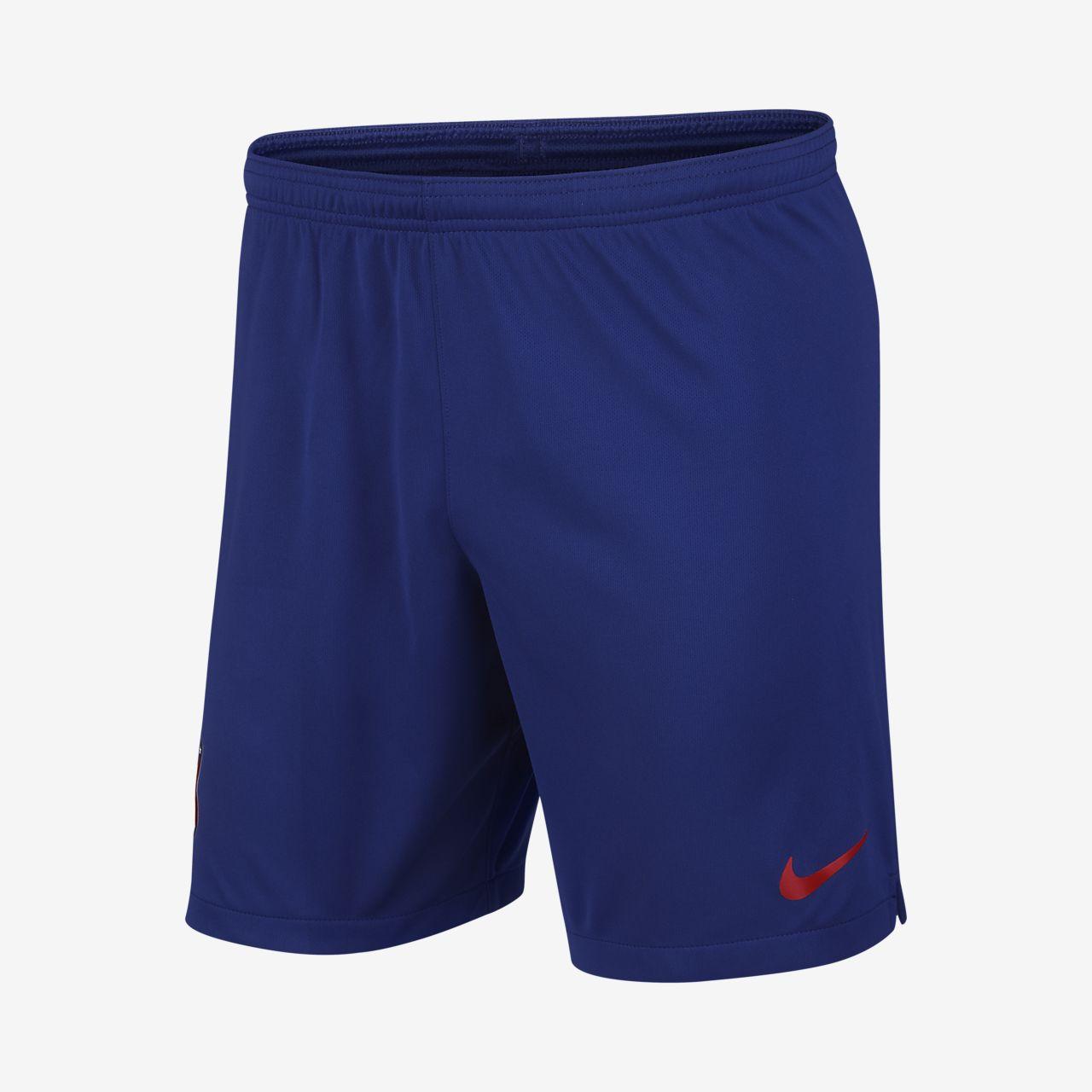 Shorts de fútbol para hombre de local/visitante Stadium de Atlético de Madrid 2019/20