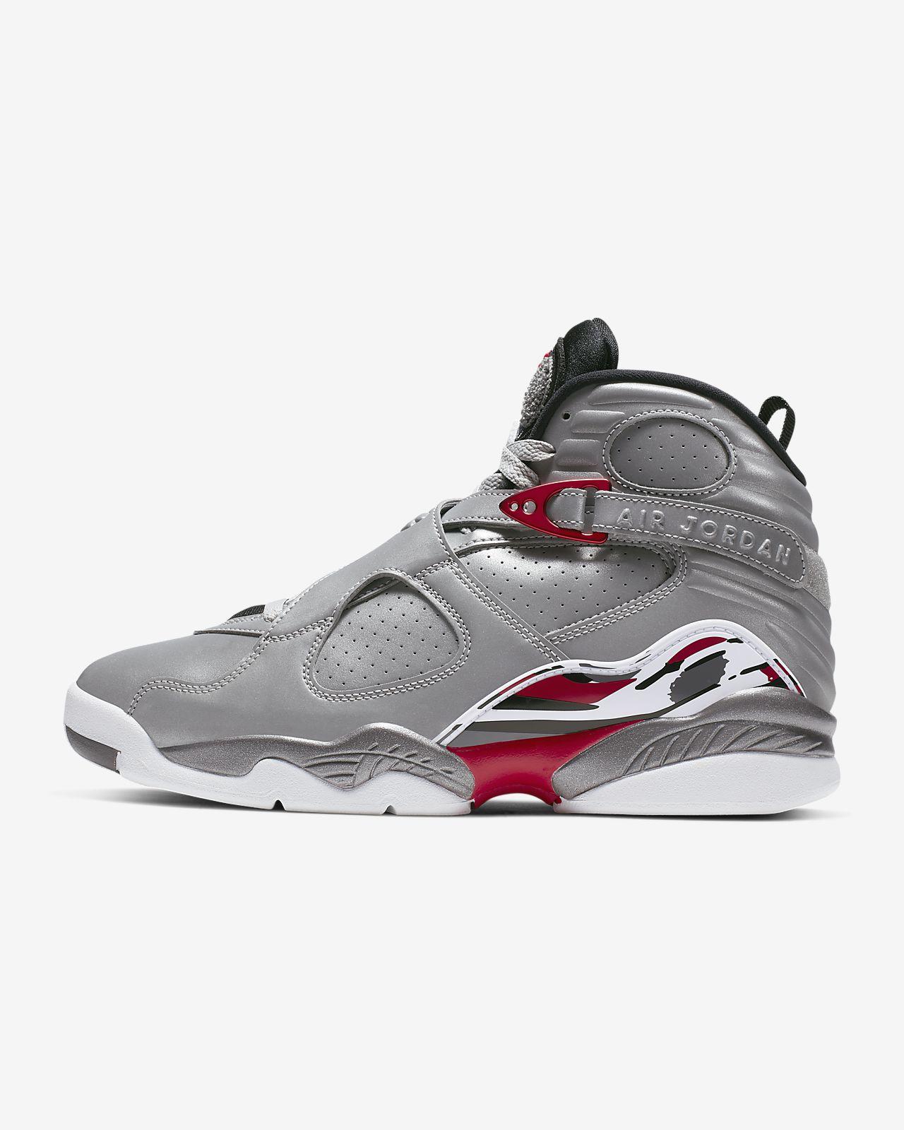 Sko Air Jordan 8 Retro för män