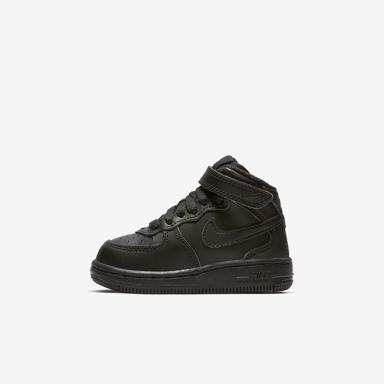air force 1 black mid nz