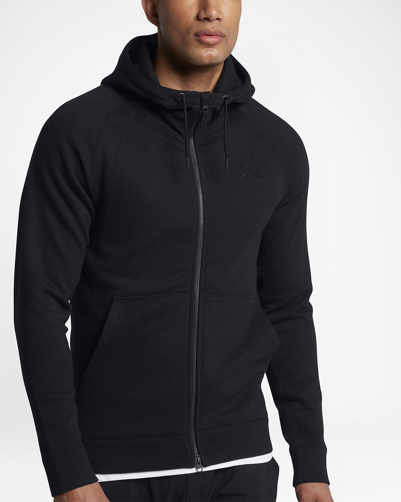 6a758ccc0 Jordan Lifestyle Wings Fleece Men s Full-Zip Hoodie. Nike.com NO