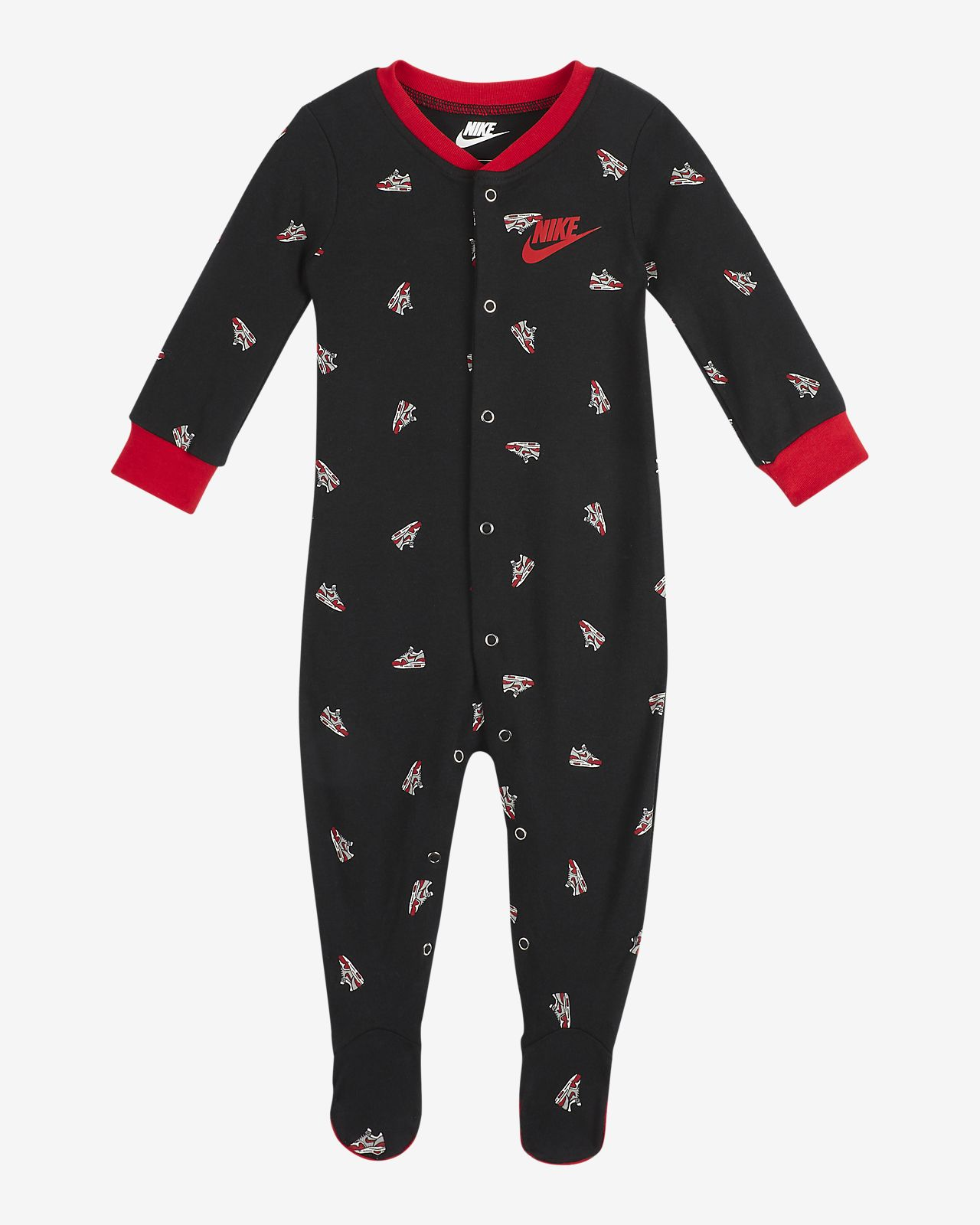 Nike Infant Footed Coveralls