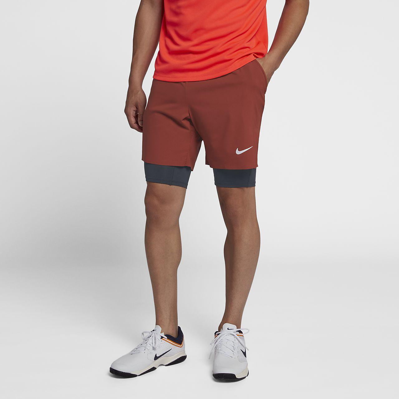 44fd98a11c Short de tennis NikeCourt Flex Ace 18 cm pour Homme. Nike.com MA