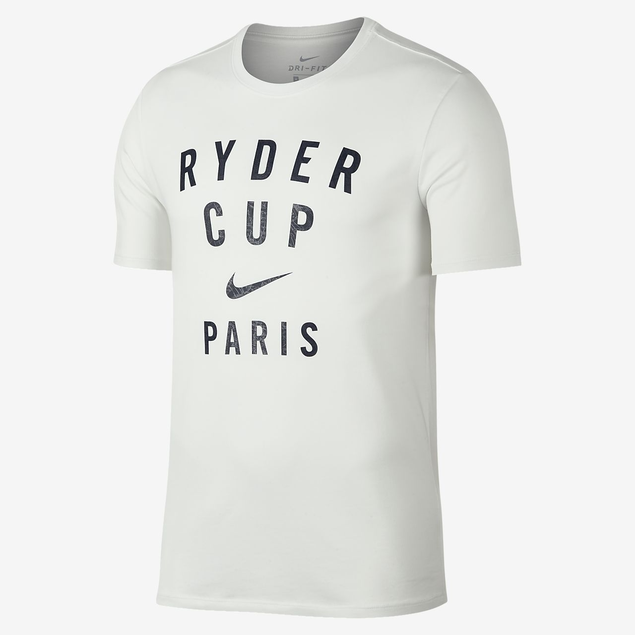 Nike Dri-FIT Ryder Cup Graphic golf-T-skjorte med trykk