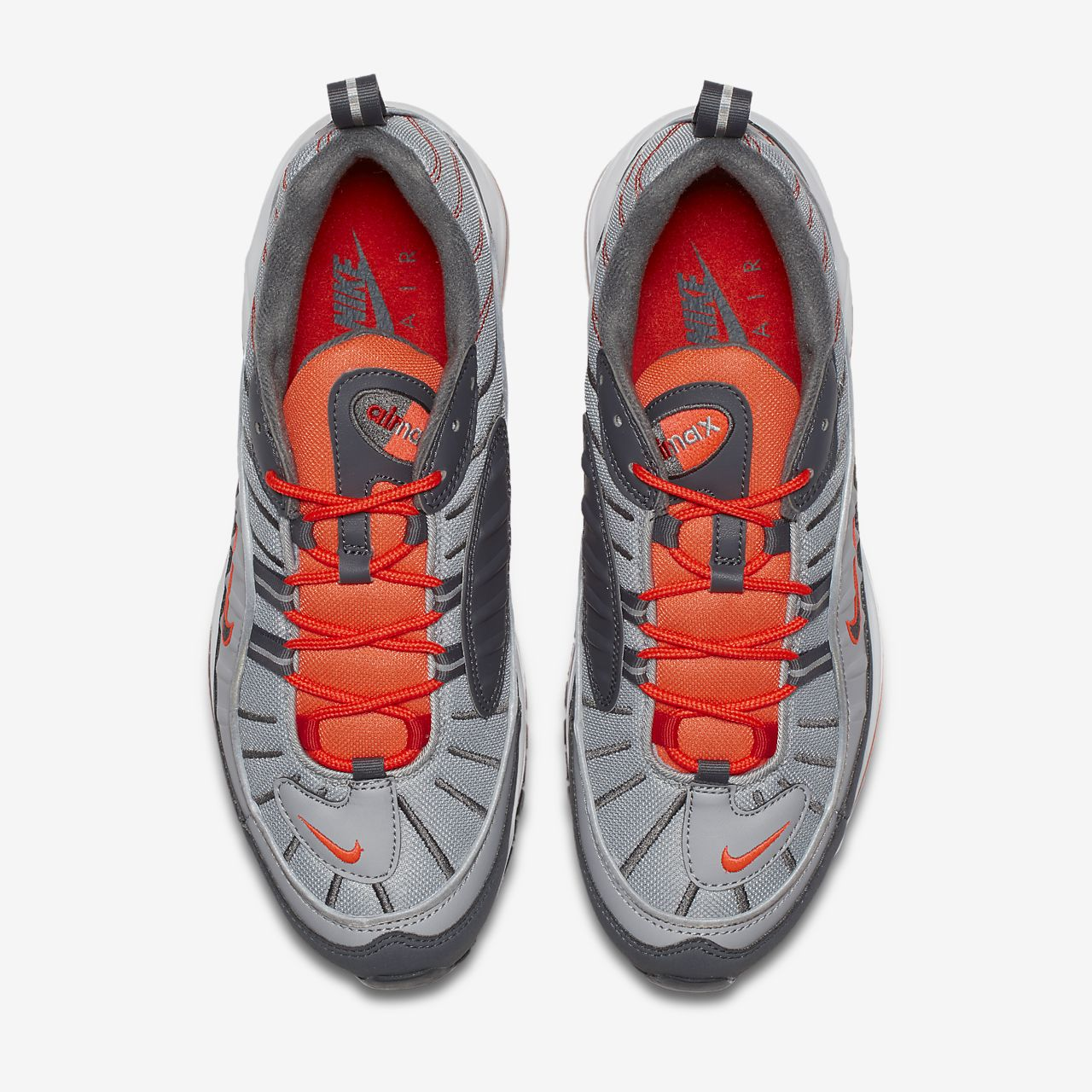 Nike Air Max 98 aceso