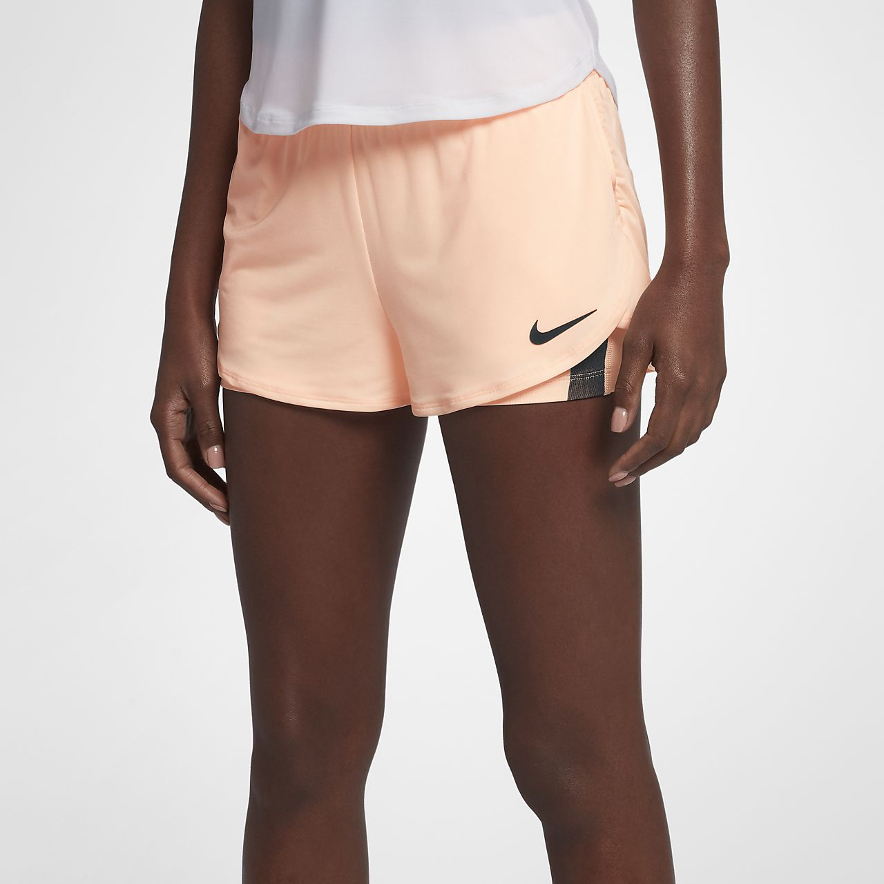 ... NikeCourt Dri-FIT Ace Women's Tennis Shorts