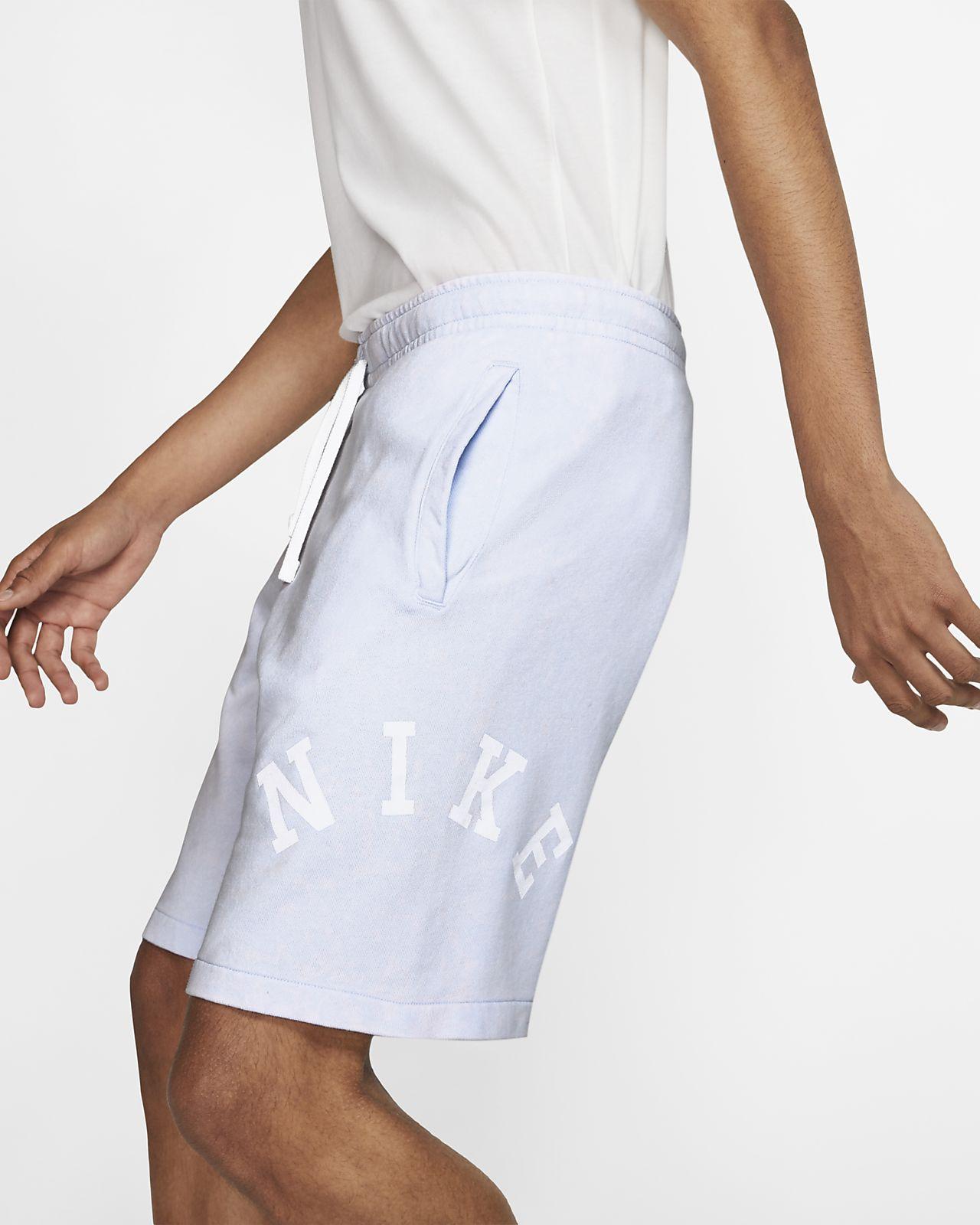 Nike Sportswear Pantalón corto de tejido French terry