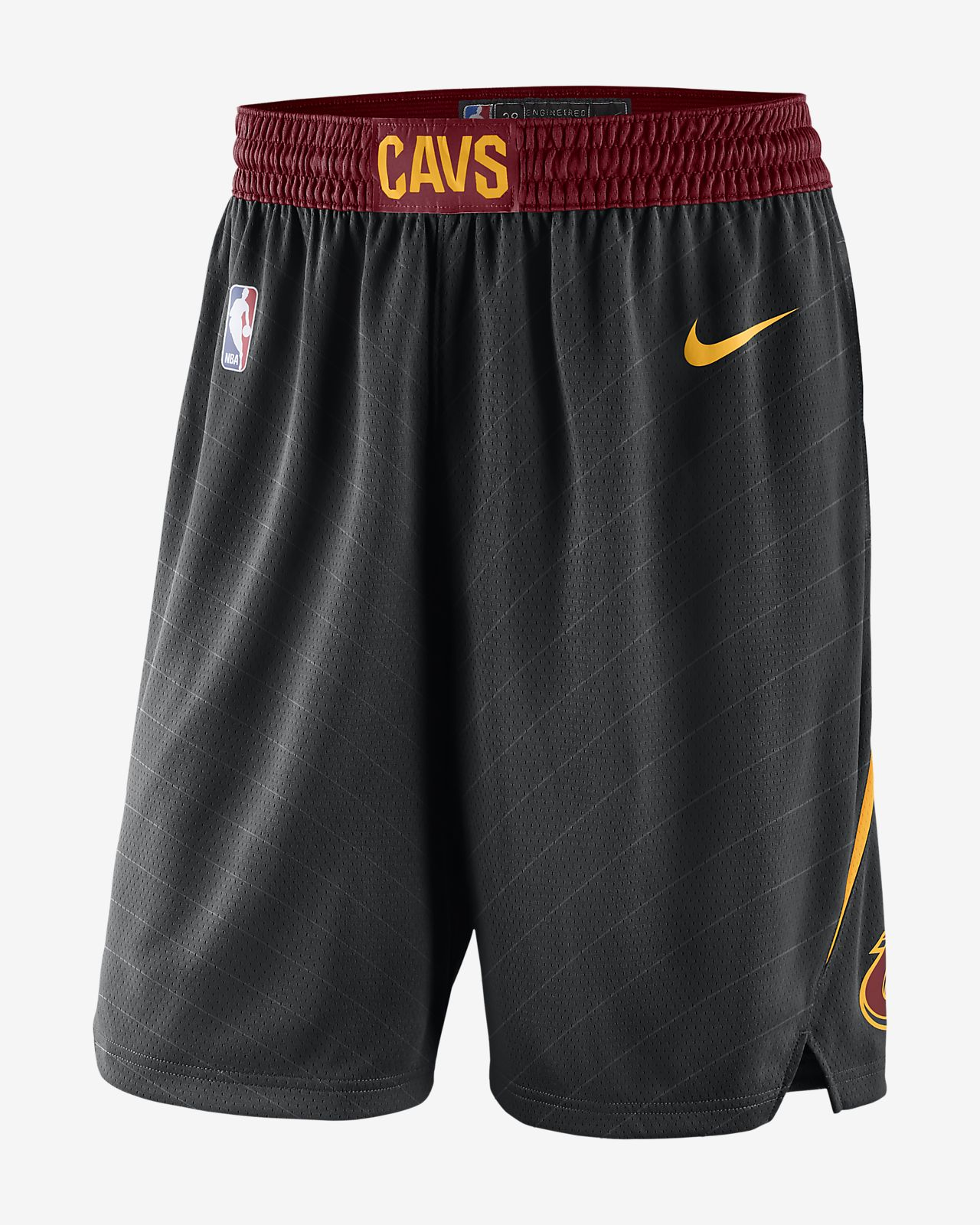 Cleveland Cavaliers Statement Edition Swingman Nike NBA-shorts for herre