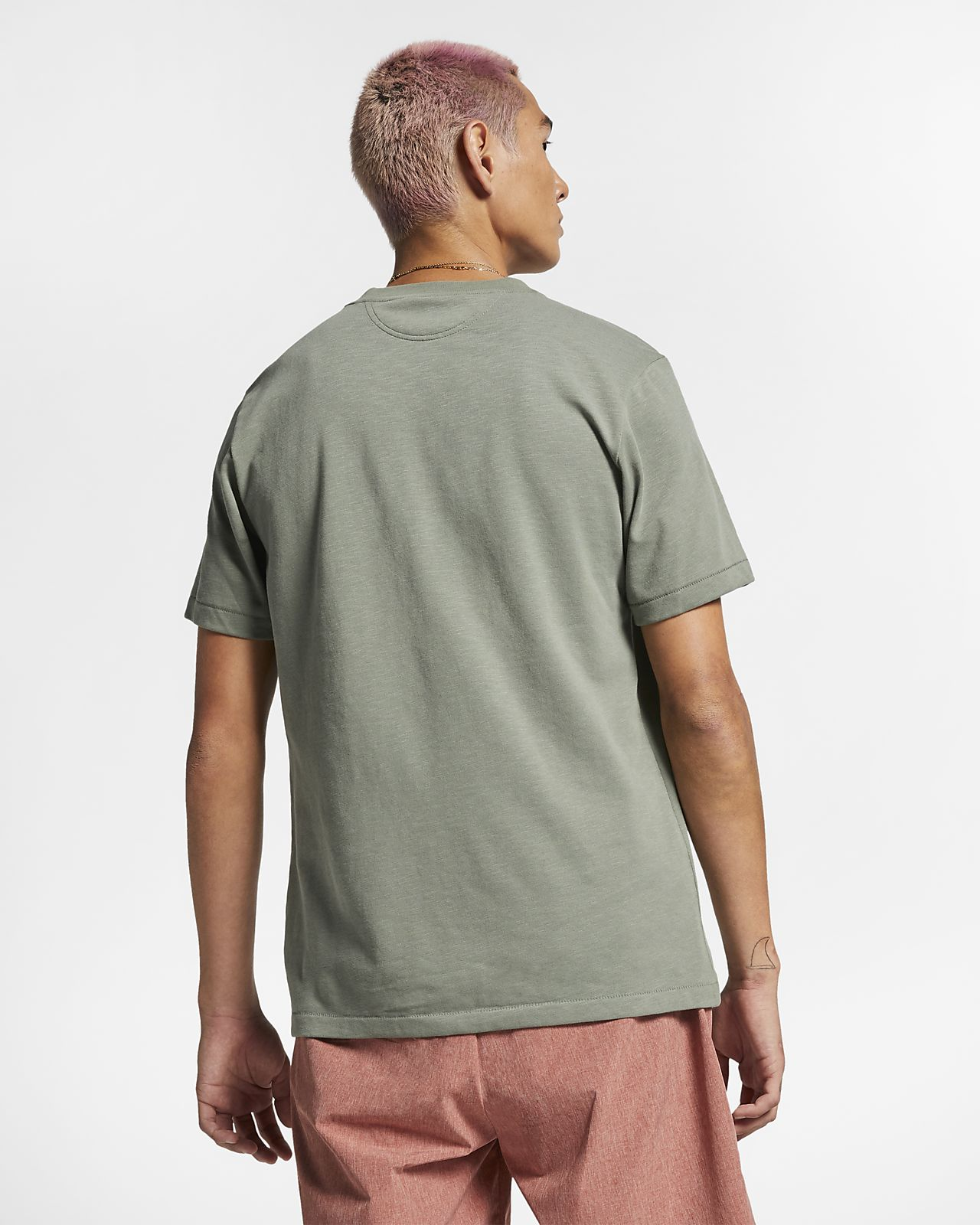 competitive price 7f4a0 6b9c9 ... Kortärmad tröja Hurley Dri-FIT Savage för män