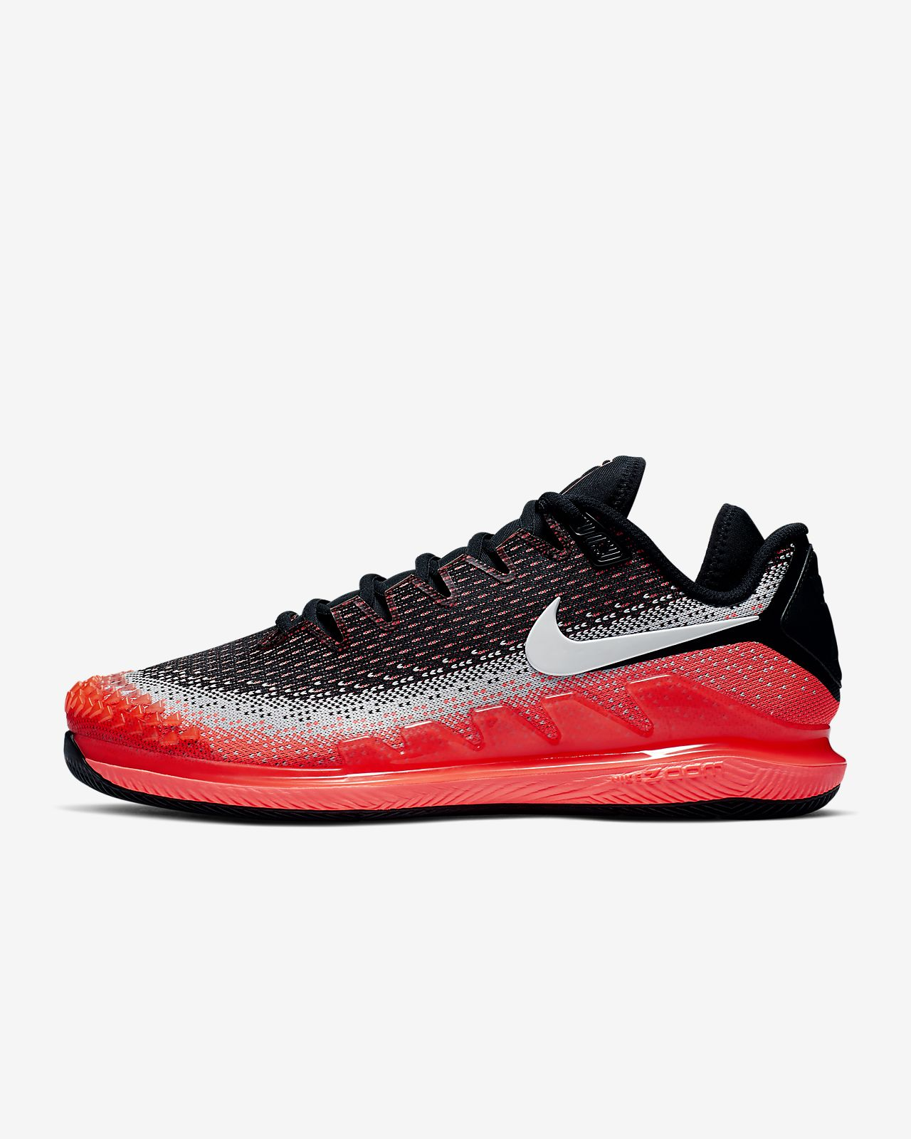 Scarpa da tennis per campi in cemento NikeCourt Air Zoom Vapor X Knit - Uomo