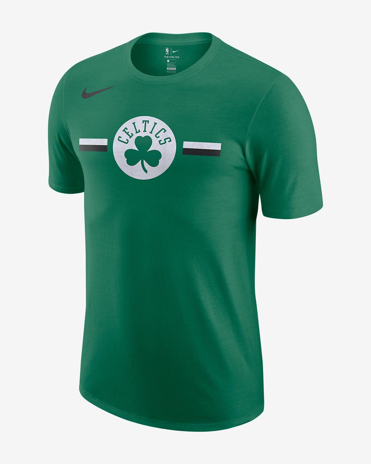 e6b0bab1701e Boston Celtics Nike Dri-FIT Men s NBA T-Shirt. Nike.com IN