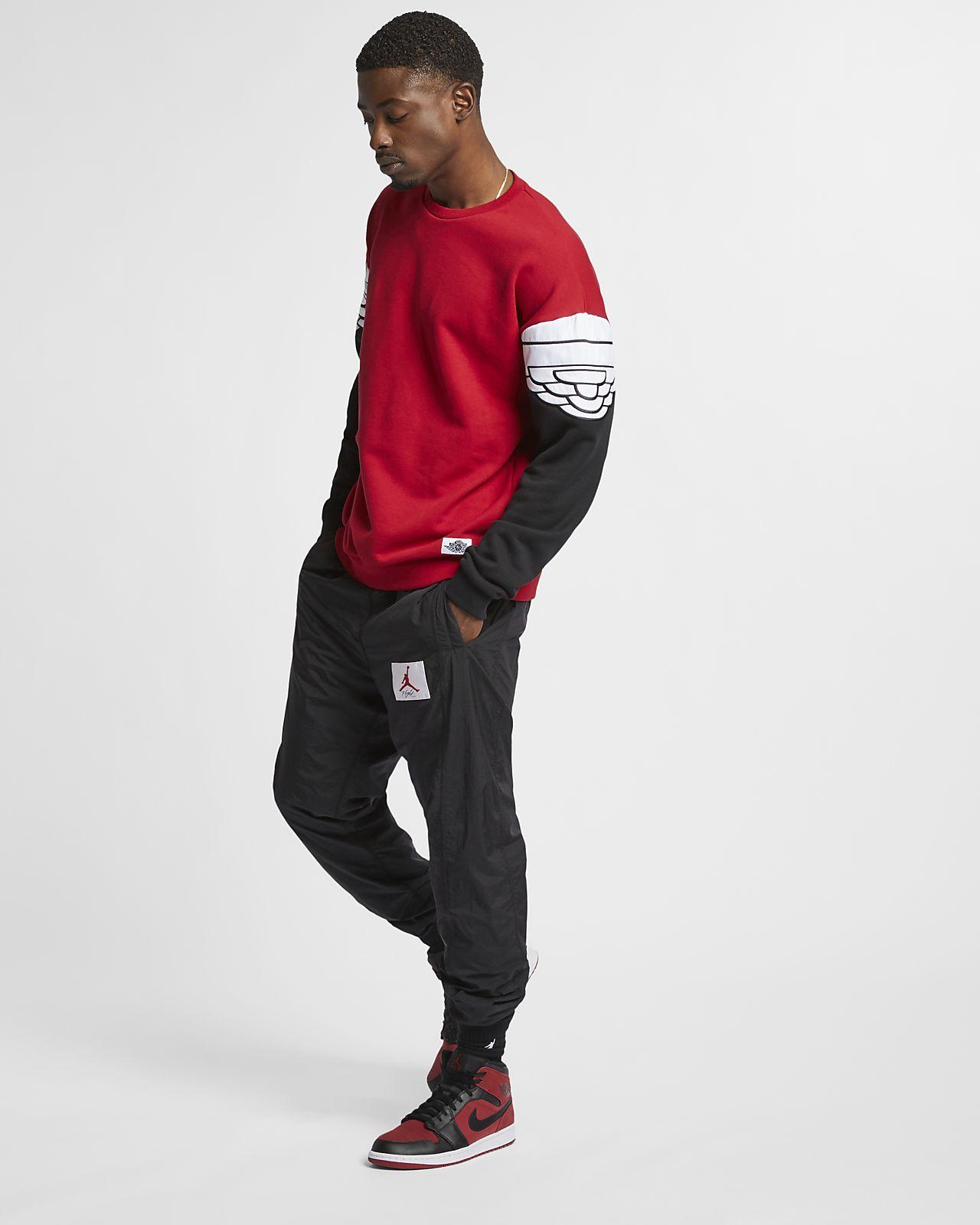 d3a1114e4f0cb4 Jordan Wings Classics Men s Crew. Nike.com