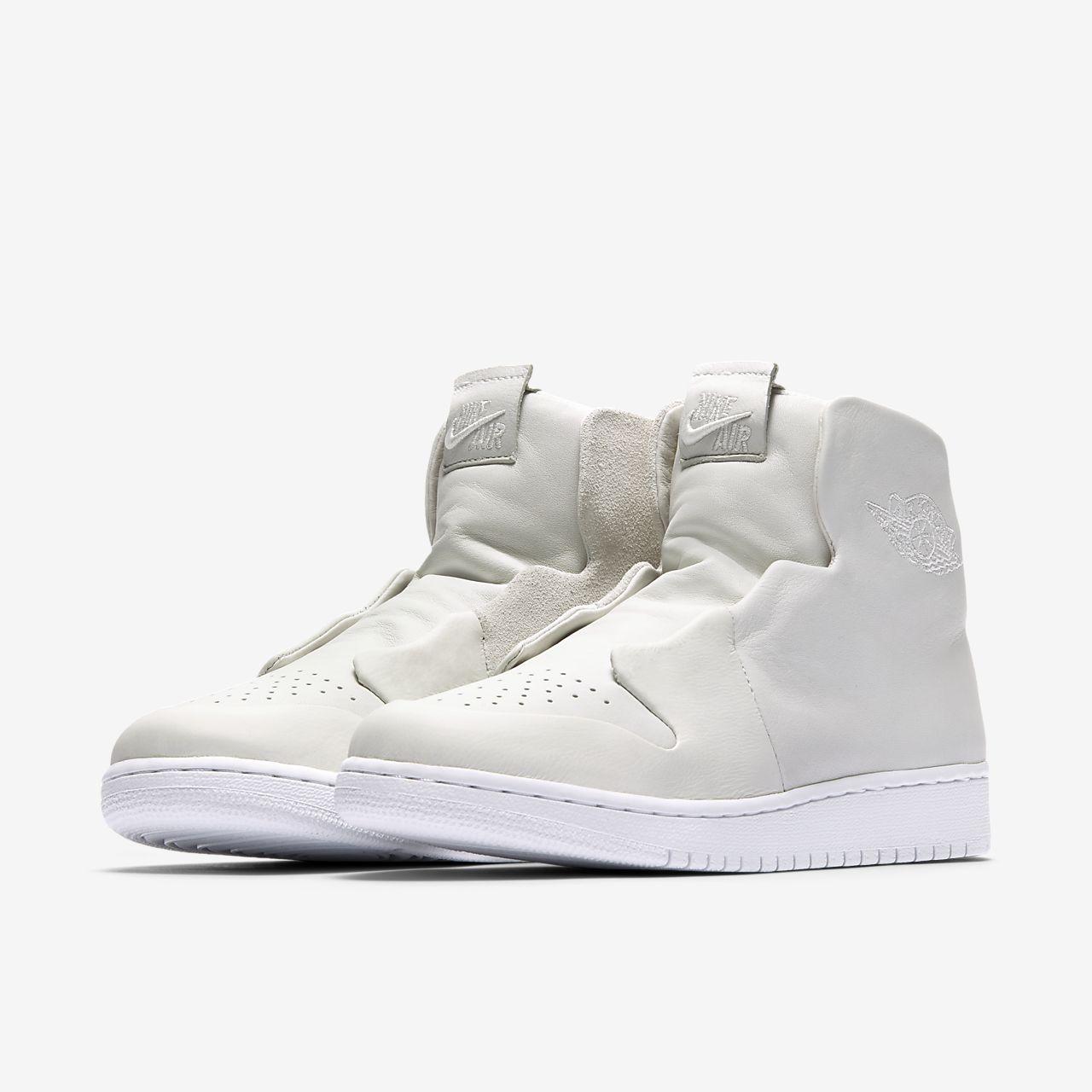 Nike Women's Air Jordan 1 Sage Xx High Top Sneaker