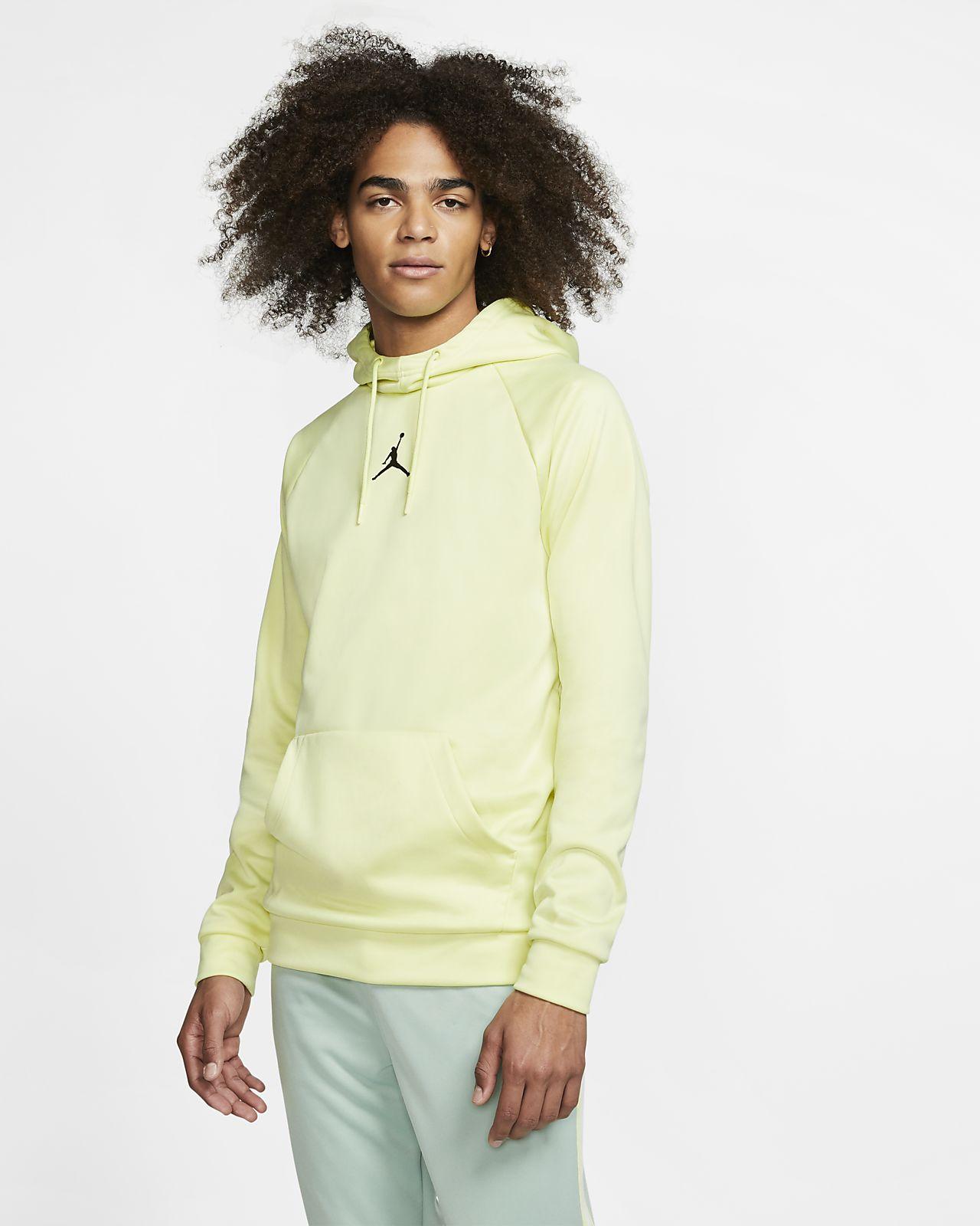 Jordan 23 Alpha Therma-pullover-hættetrøje i fleece til mænd