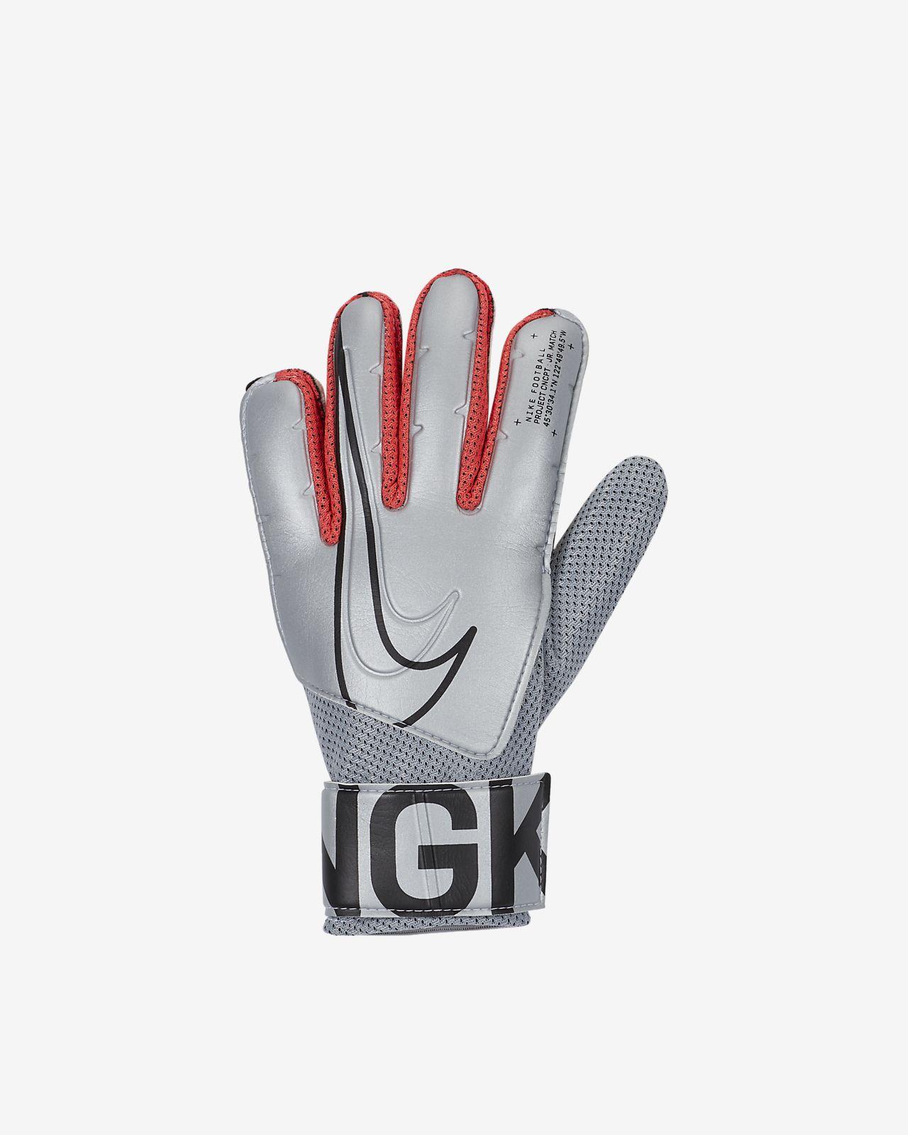 Gants de football Nike Jr. Match Goalkeeper pour Enfant