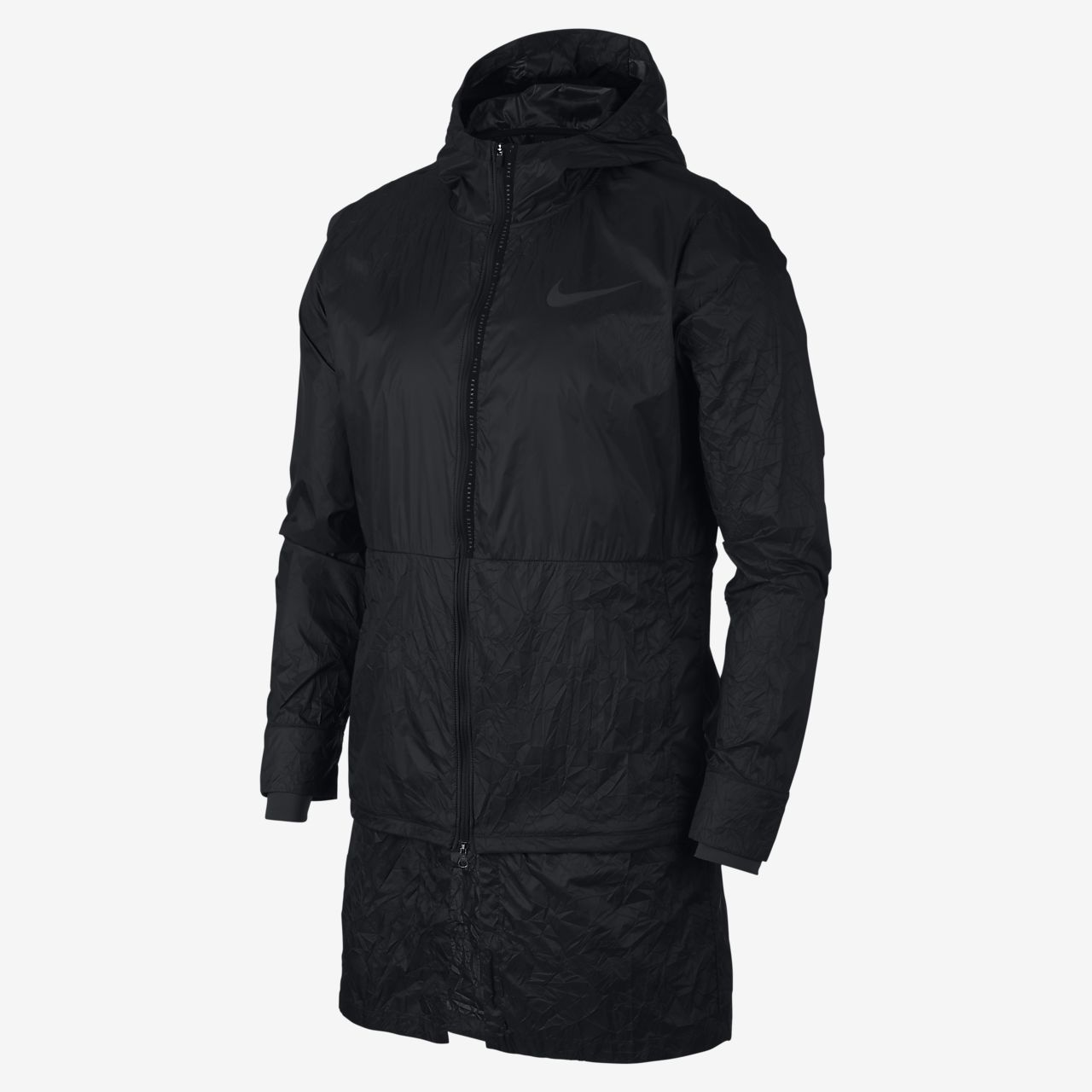 Nike Drop Hem Men's Running Jacket